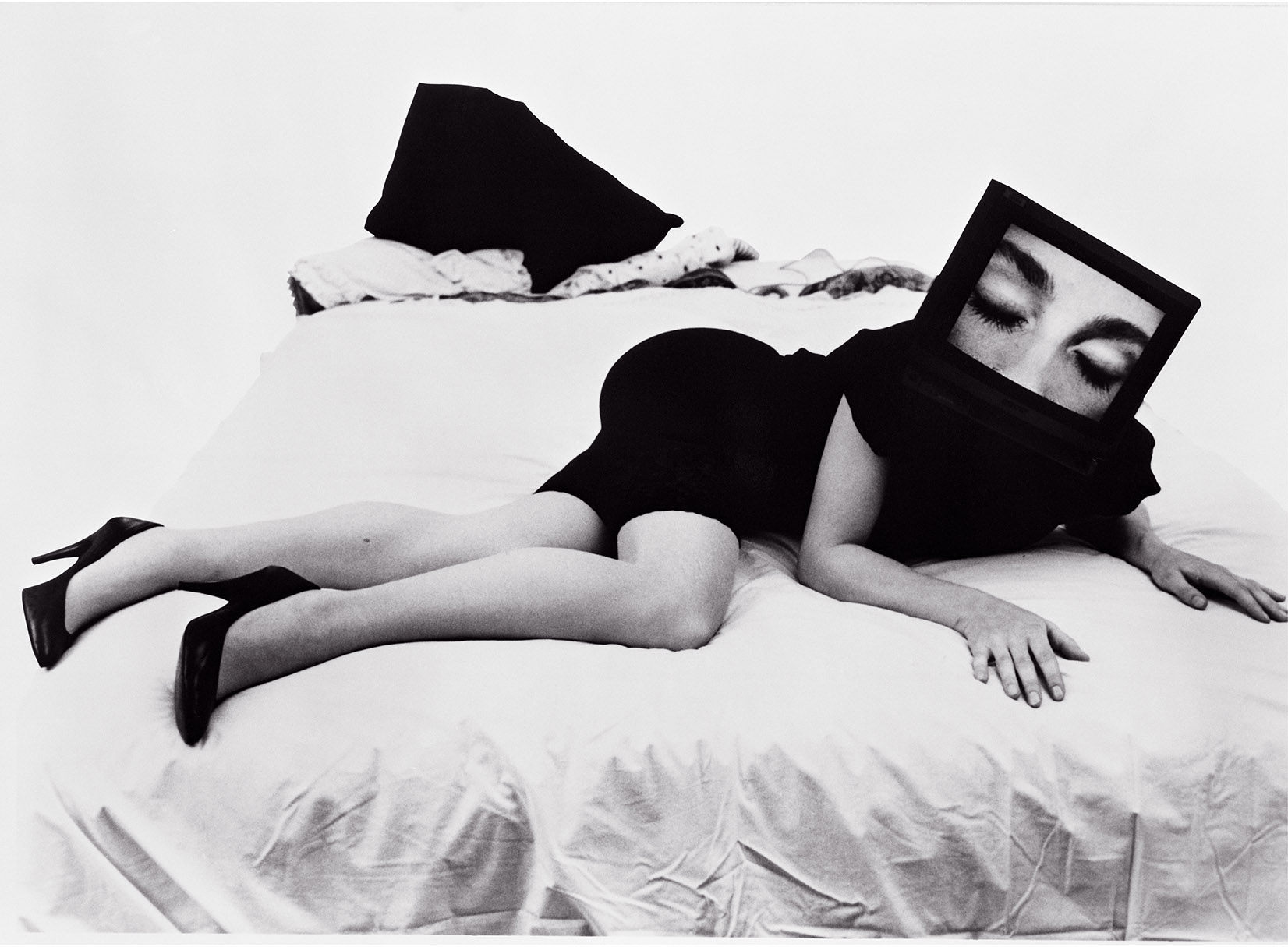 Lynn Hershman Leeson, Seduction, 1985, Image copyright Lynn Hershman Leeson, courtesy of the artist and Bridget Donahue, NYC