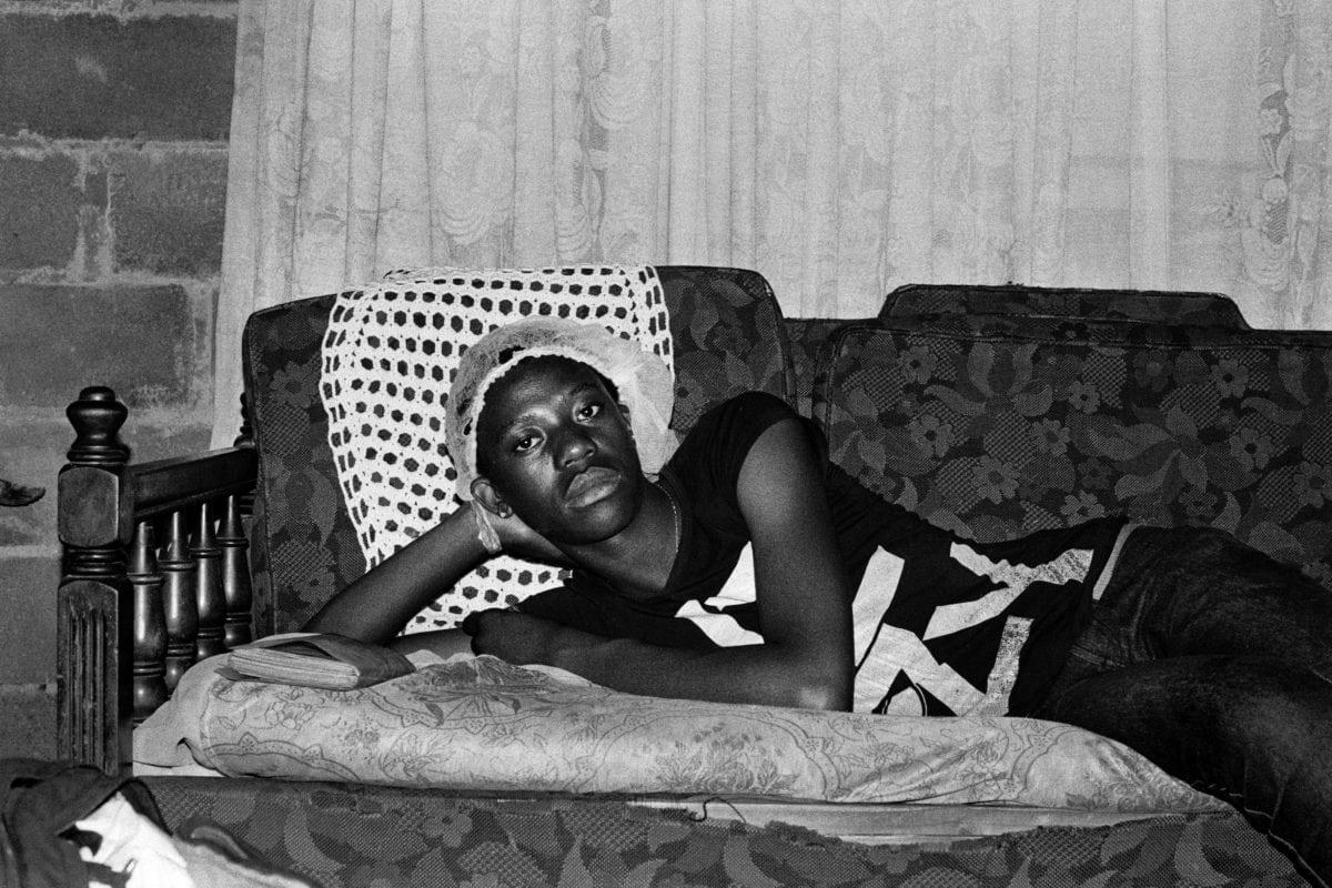 Sabelo Mlangeni, Oupa Kuhlahle, Wesselton Township, 2009