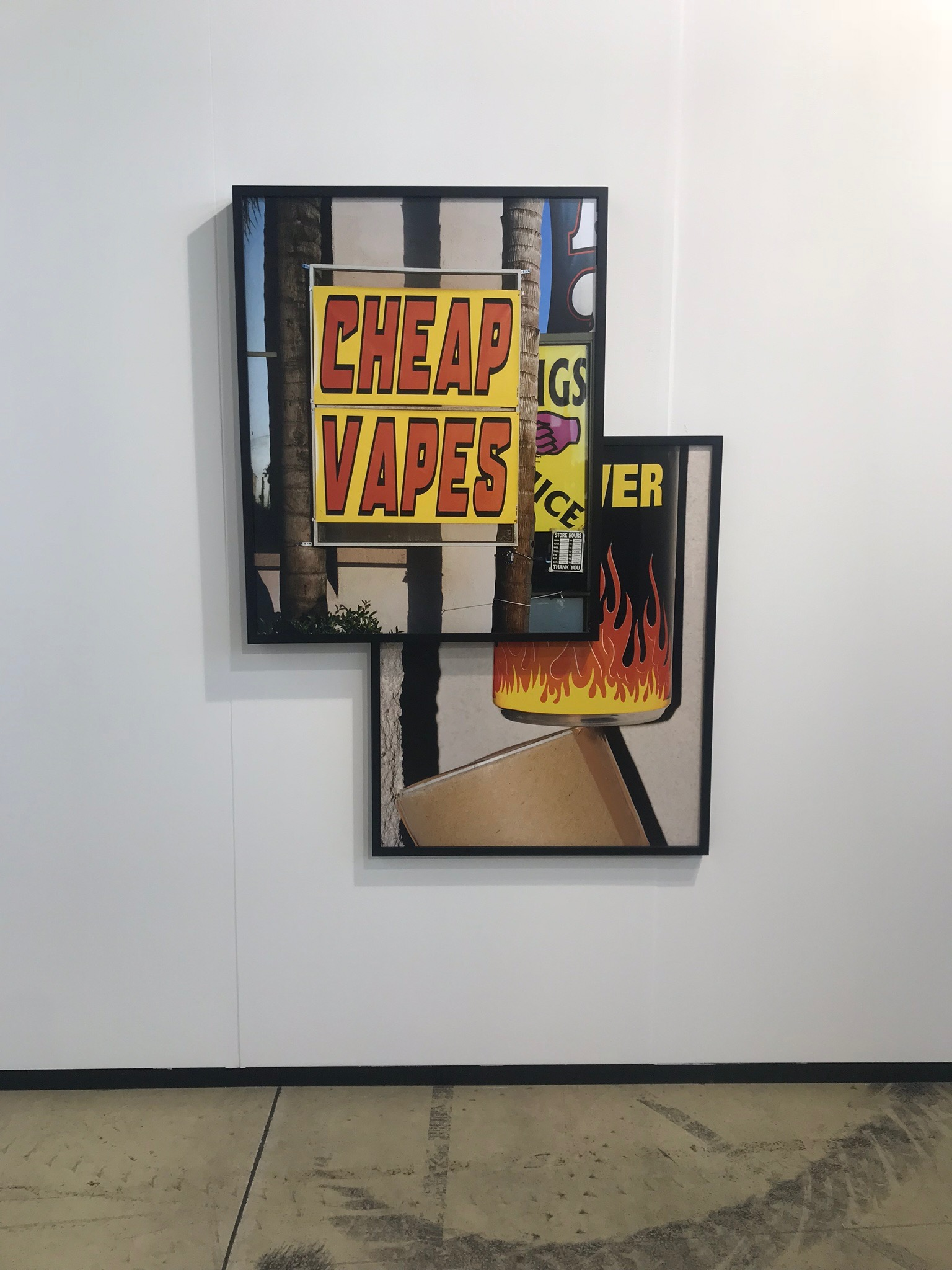 Cheap Vapes/Power, 2018, Viktoria Binschtok, Klemm's