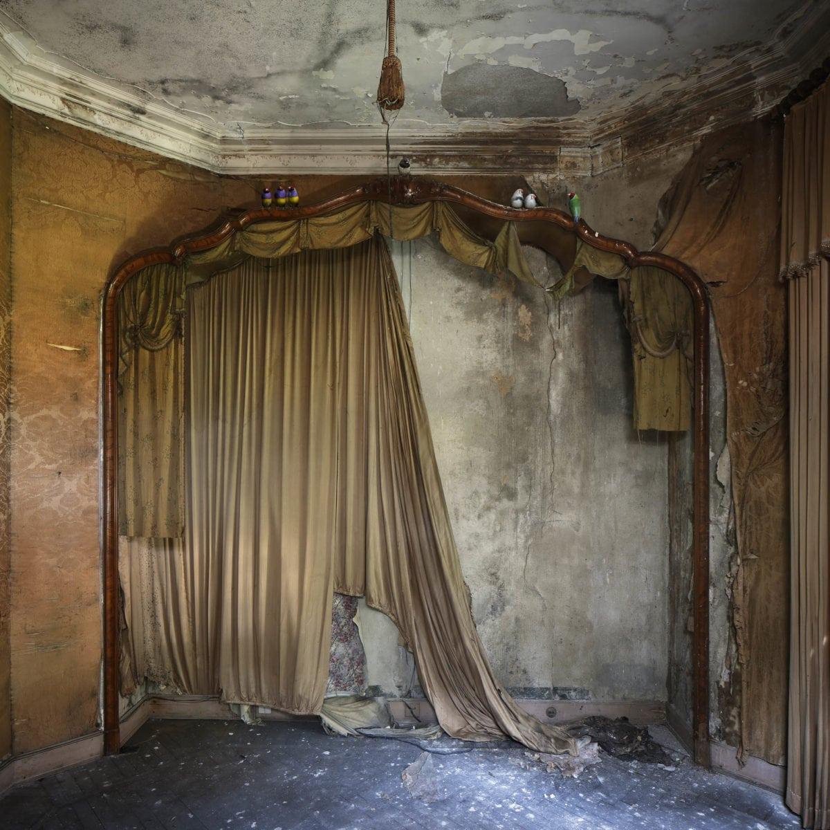 Henk van Rensbergen,  Abandoned Places. Courtesy Galerie Dumonteil, Shanghai, Paris