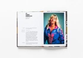 Cindy Sherman, from Sartorial: The Art of Looking Like an Artist, by Katerina Pantelides, published by Laurence King