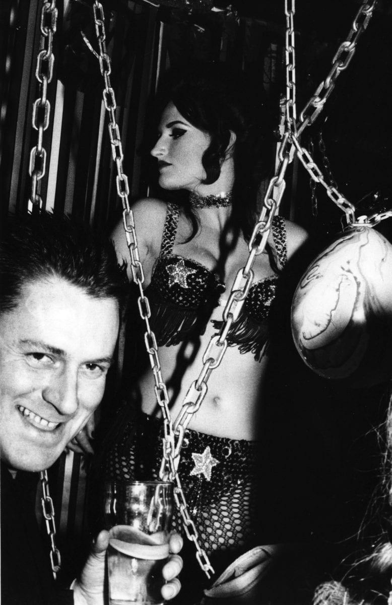 Chains, The Frat Shack, Rails Euston, 1992