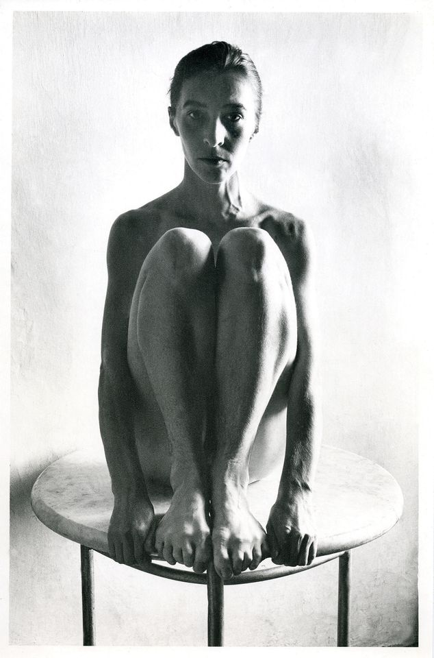 Violeta Bubelyte's Nude, 44 (1990) Courtesy of the MO Museum
