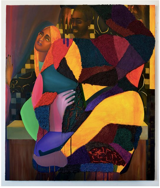 Coady Brown, Double Down, 2017