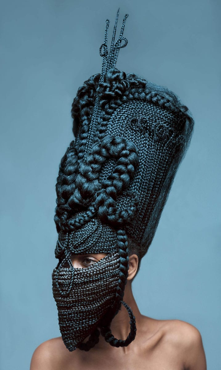 Delphine Diallo, Highness - Hybrid I, 2011 with Fisheye Gallery
