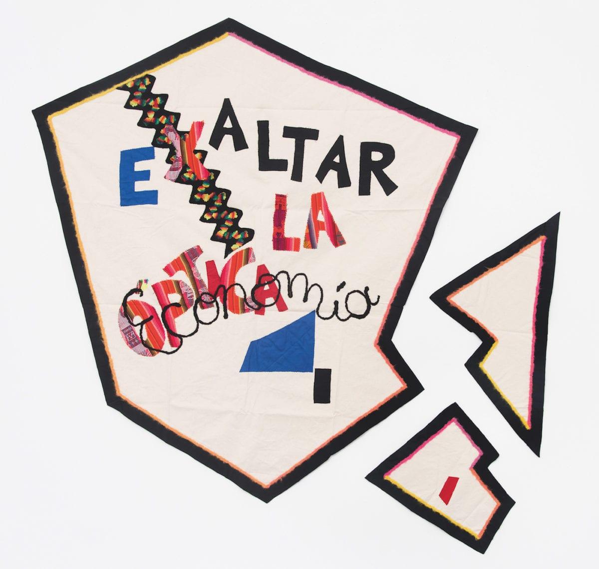 LUCRECIA LIONTI EXALTAR LA ECONOMÍA, 2018, Presented by Walden