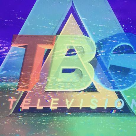 TBCTV Logo, c. Ewan Jones Morris