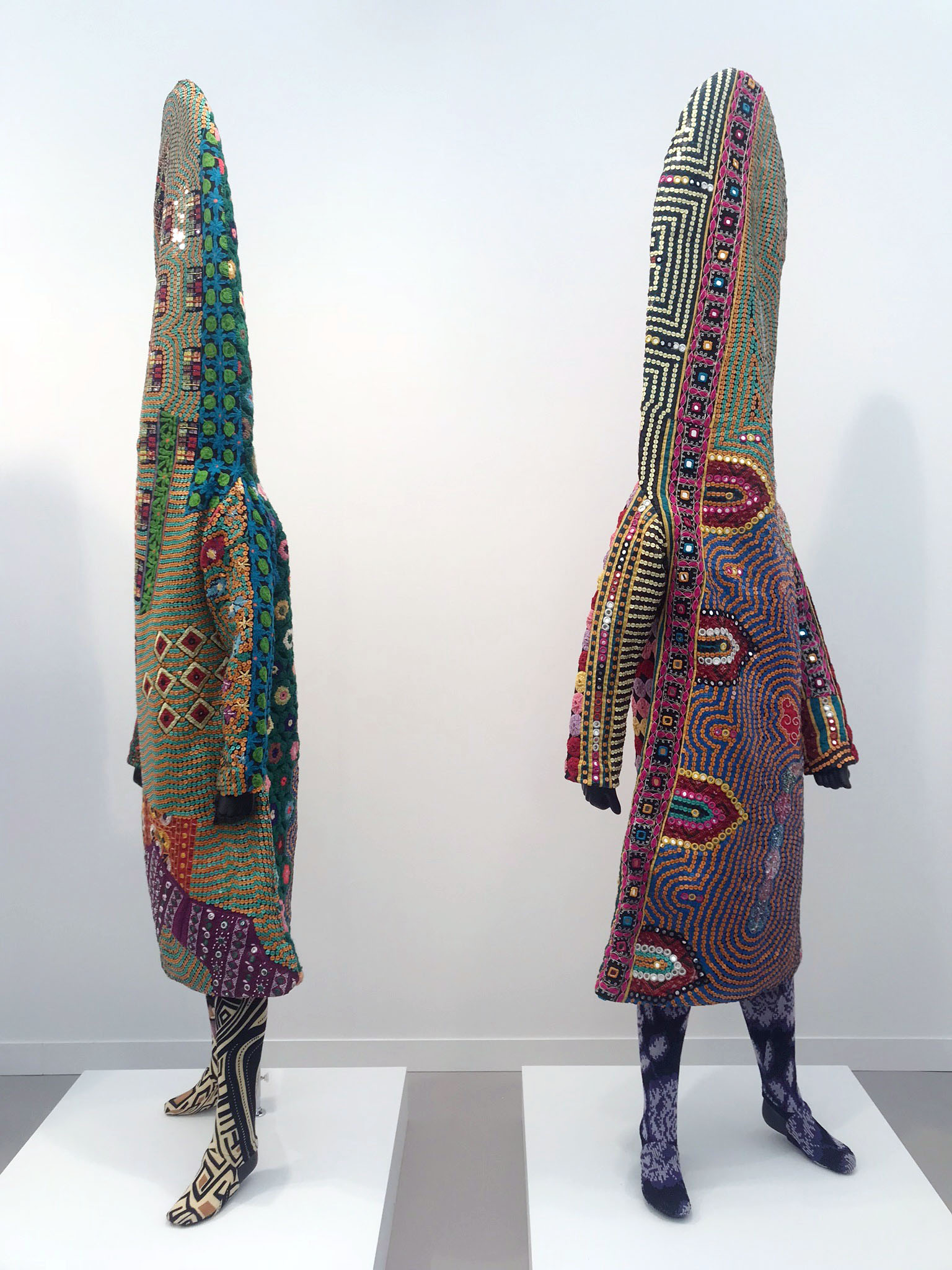 Nick Cave, Souundsuits, 2018, Jack Shainman Gallery