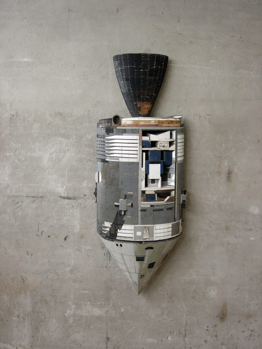 Endeavor (Apollo15), 2006