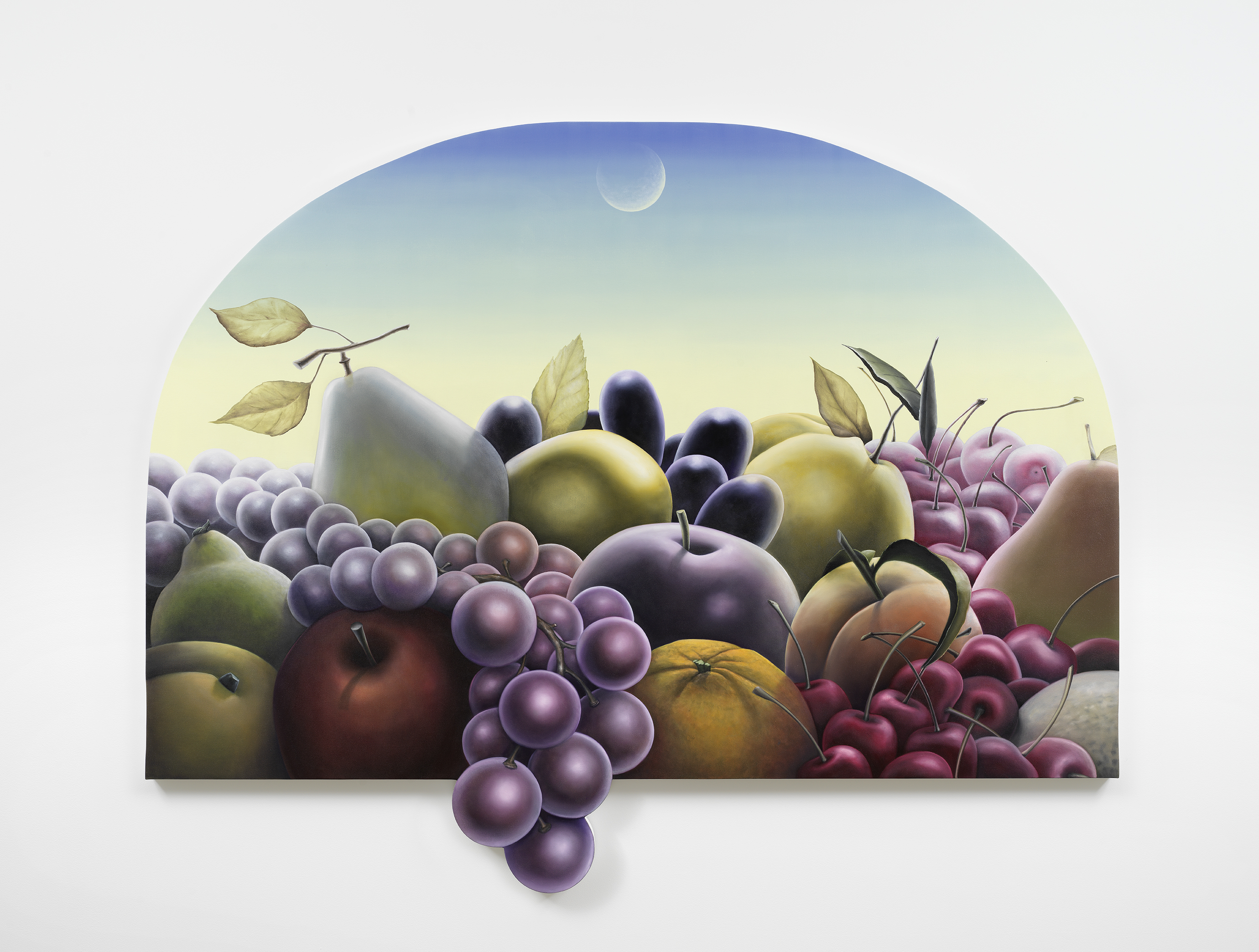 Emily Mae Smith, Fruits of Labour, 2018. Courtesy of the artist and Perrotin.