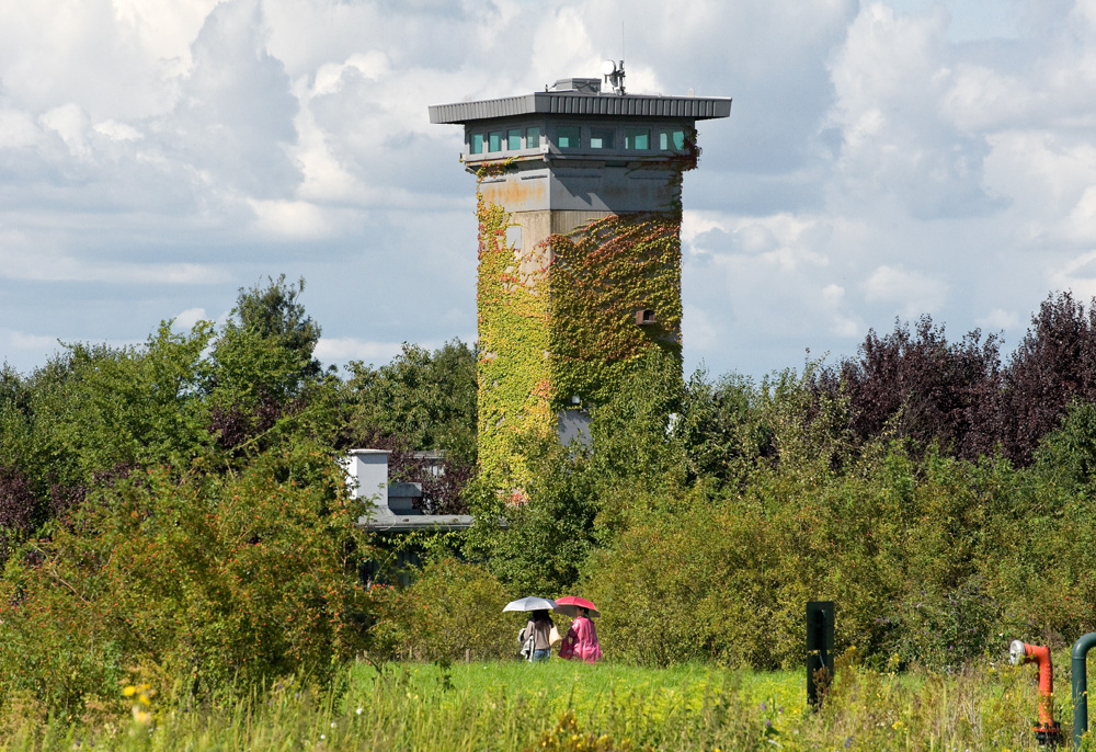 Museum Insel Hombroich; Former NATO tower © Tomas Riehle