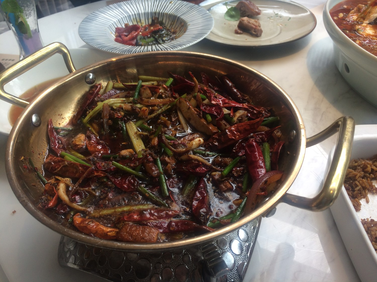 Sichuan spice: while you may not have come across of Chengdu, you've probably heard of the region's culinary delights