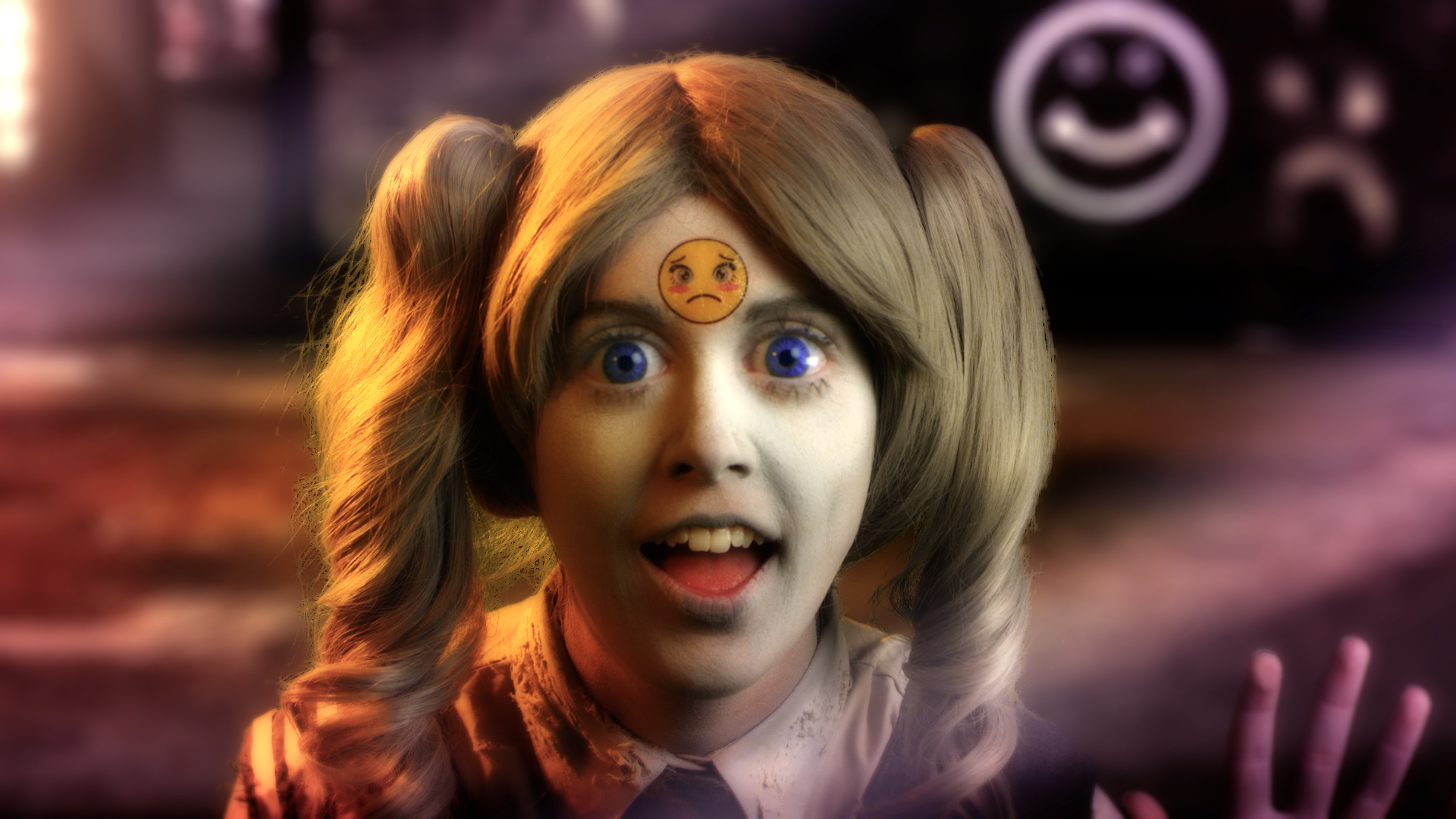 rachel maclean feed me dystopia video photography