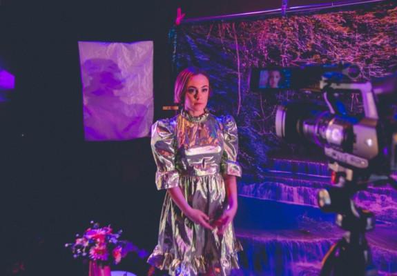 In Super Duper Close Up, Jessica Latowicki's performance asks if art cut through artifice.