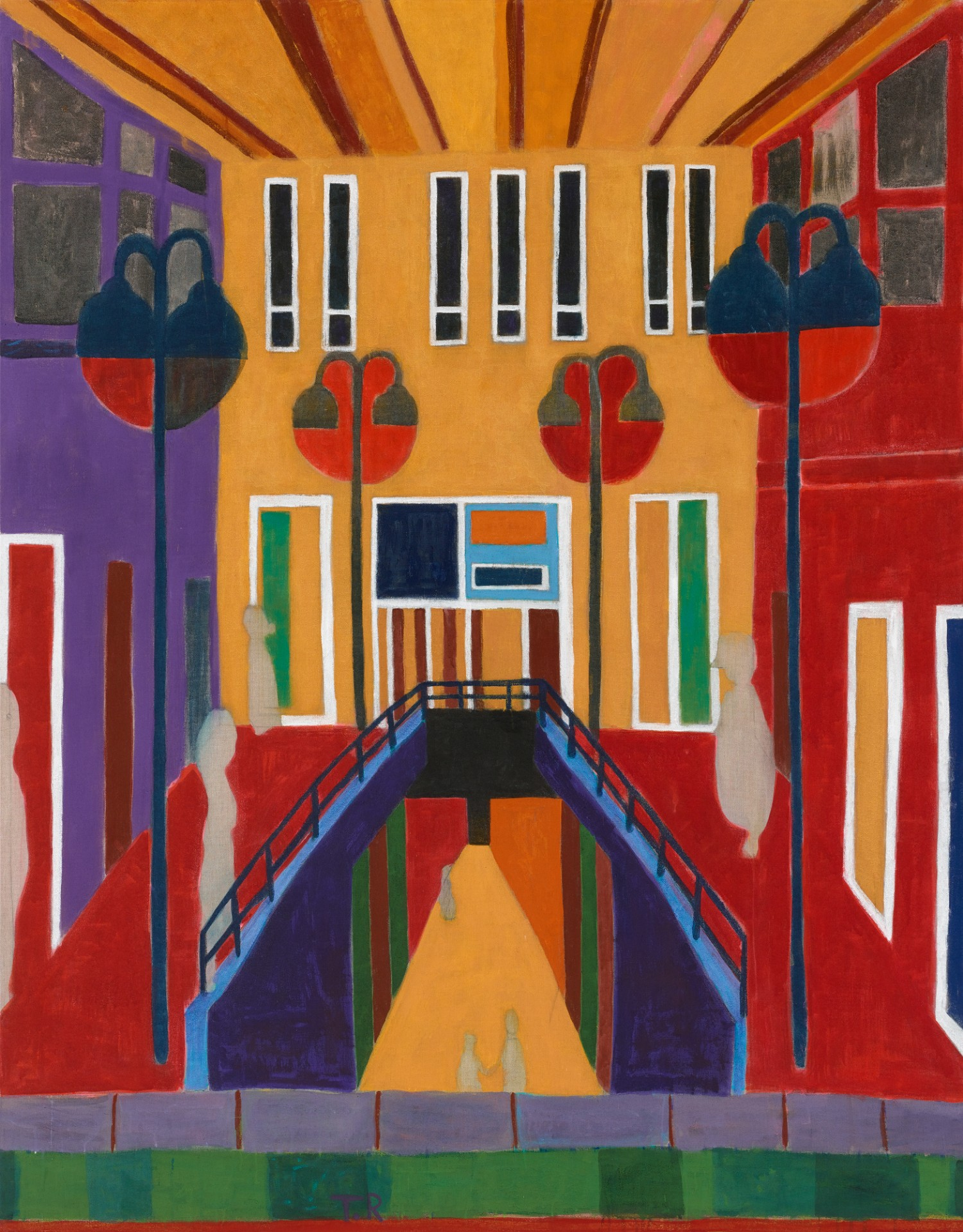 Tal R Allenby painter painting danish copenhagen