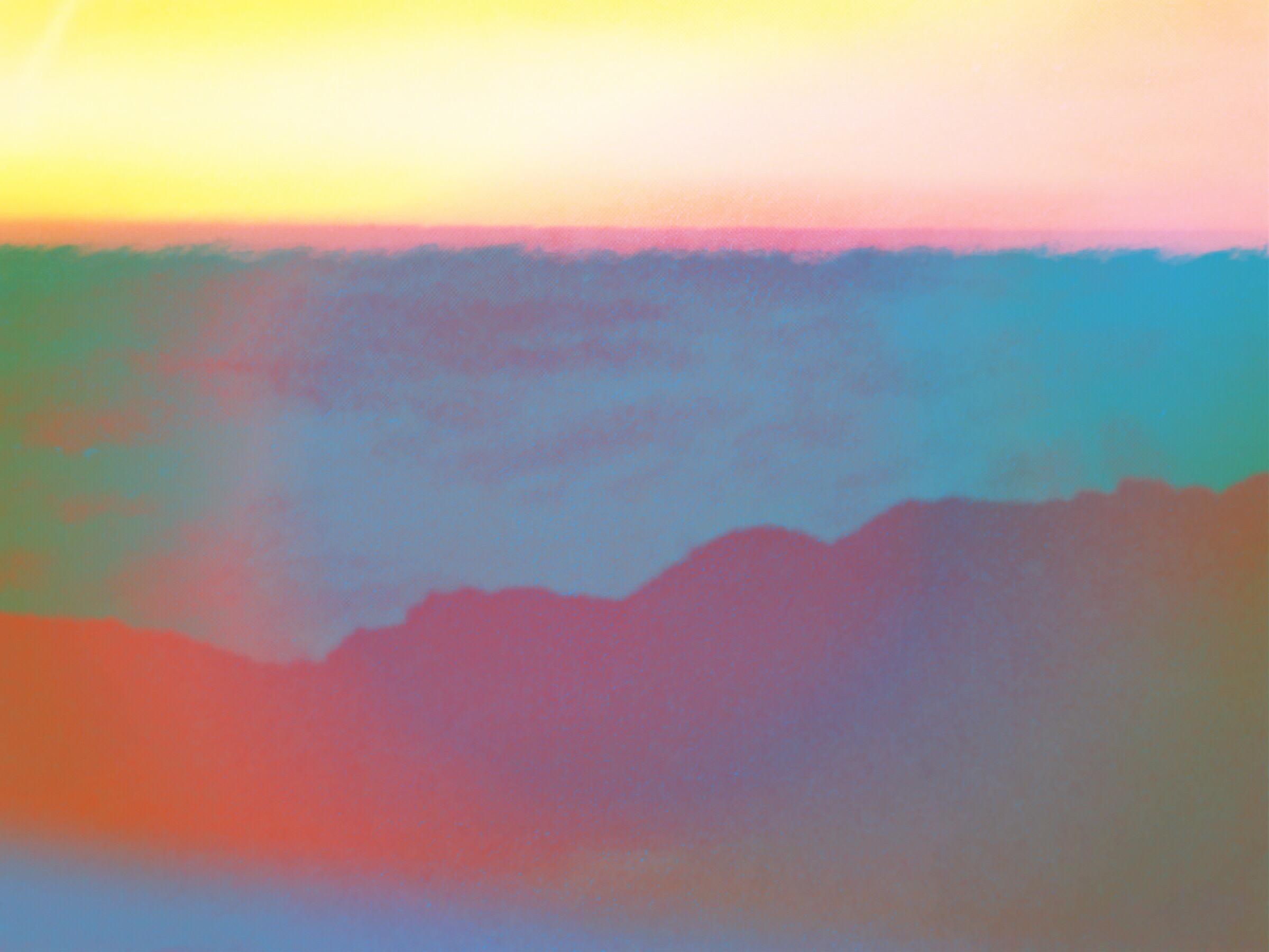 penelope umbrico sunset popart bresson summer lightleak