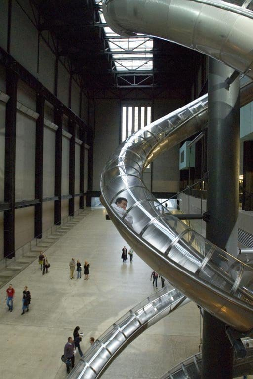 Carsten Höller, Test Site, © Tate Photography
