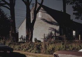 Todd Hido, Homes at Night, 1997