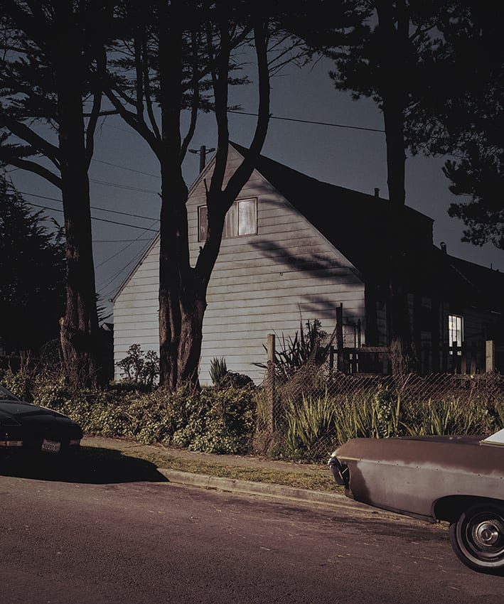 Todd Hido, Homes at Night, 1997