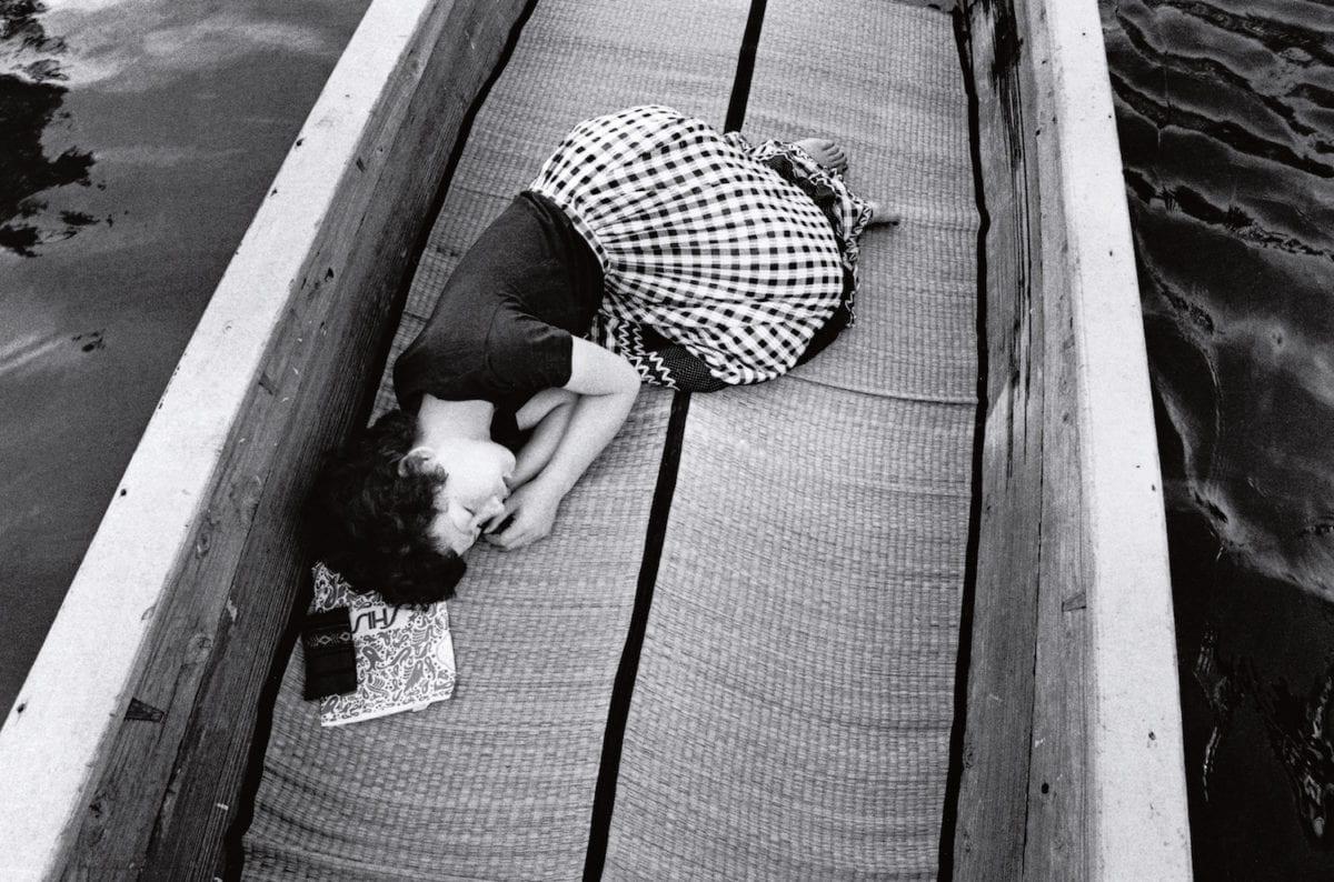 Araki Nobuyoshi, untitled, 1971, Sentimental Journey series. Courtesy the artist and Yoshiko Isshiki Office, Tokyo. © Araki Nobuyoshi