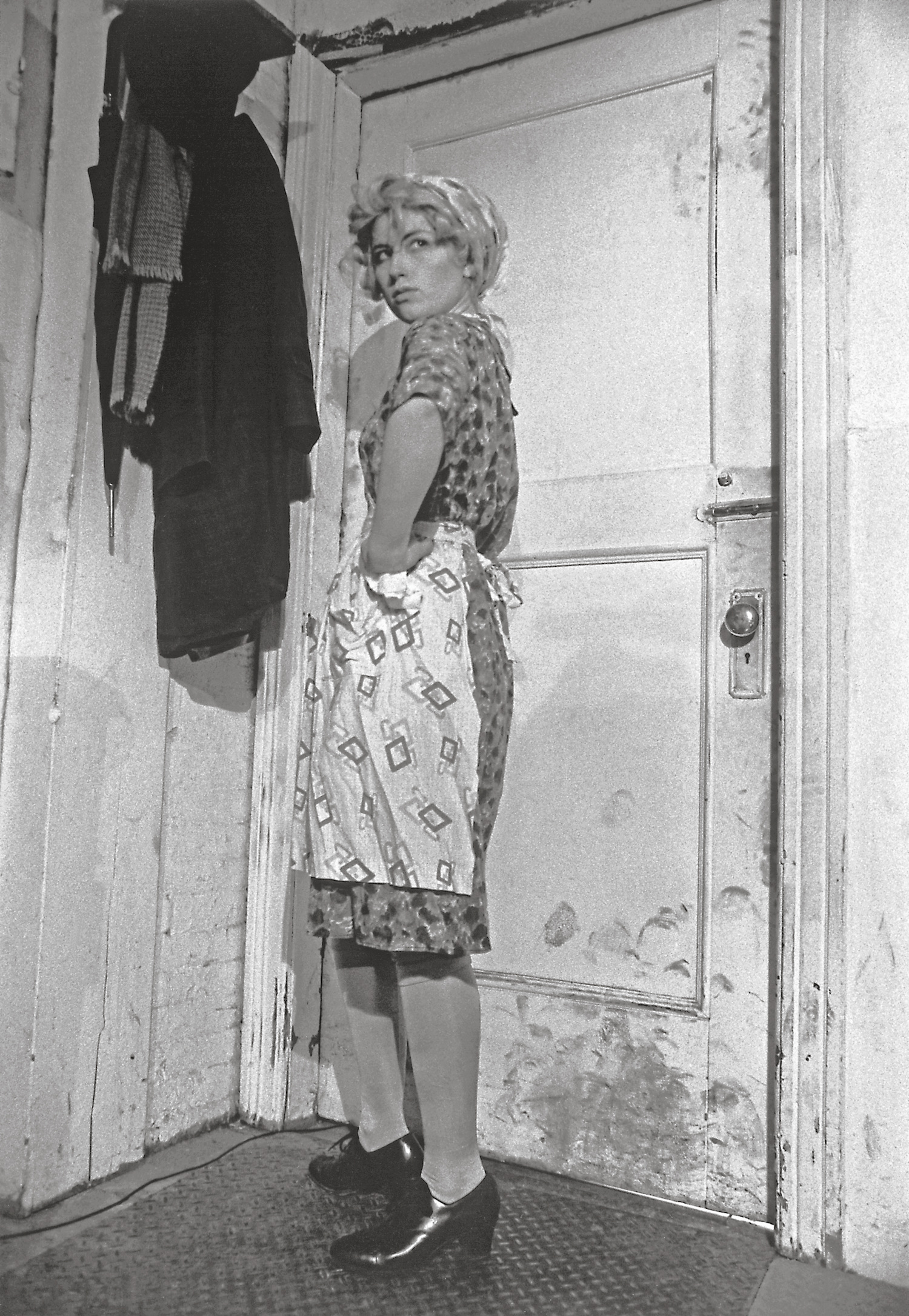 Cindy Sherman, Untitled Film Still #35,1979. Courtesy of the artist and Metro Pictures, New York.