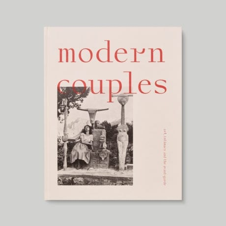 Modern Couples book, designed by APFEL