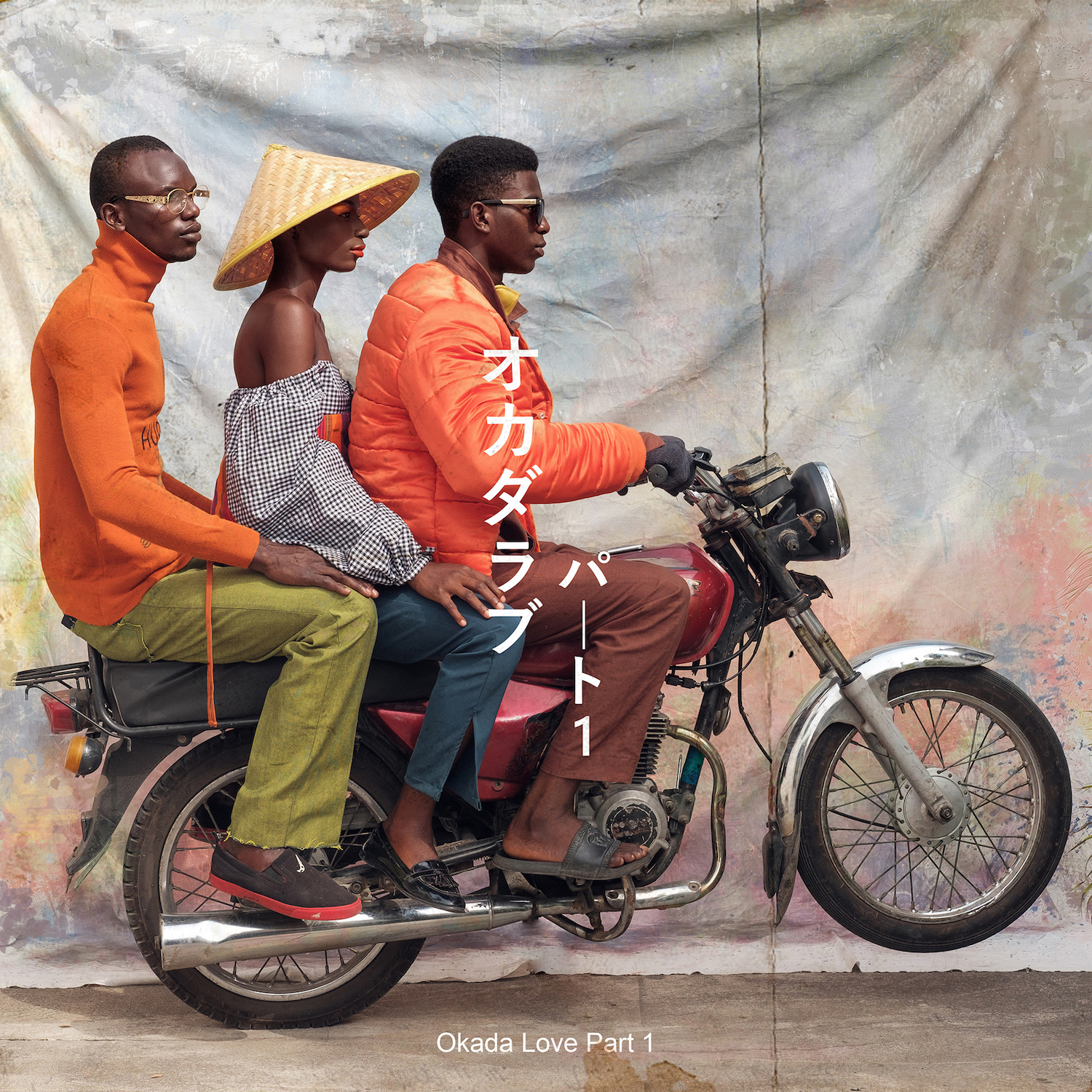 William Ukoh, Okada Love Pt. 1, 2018