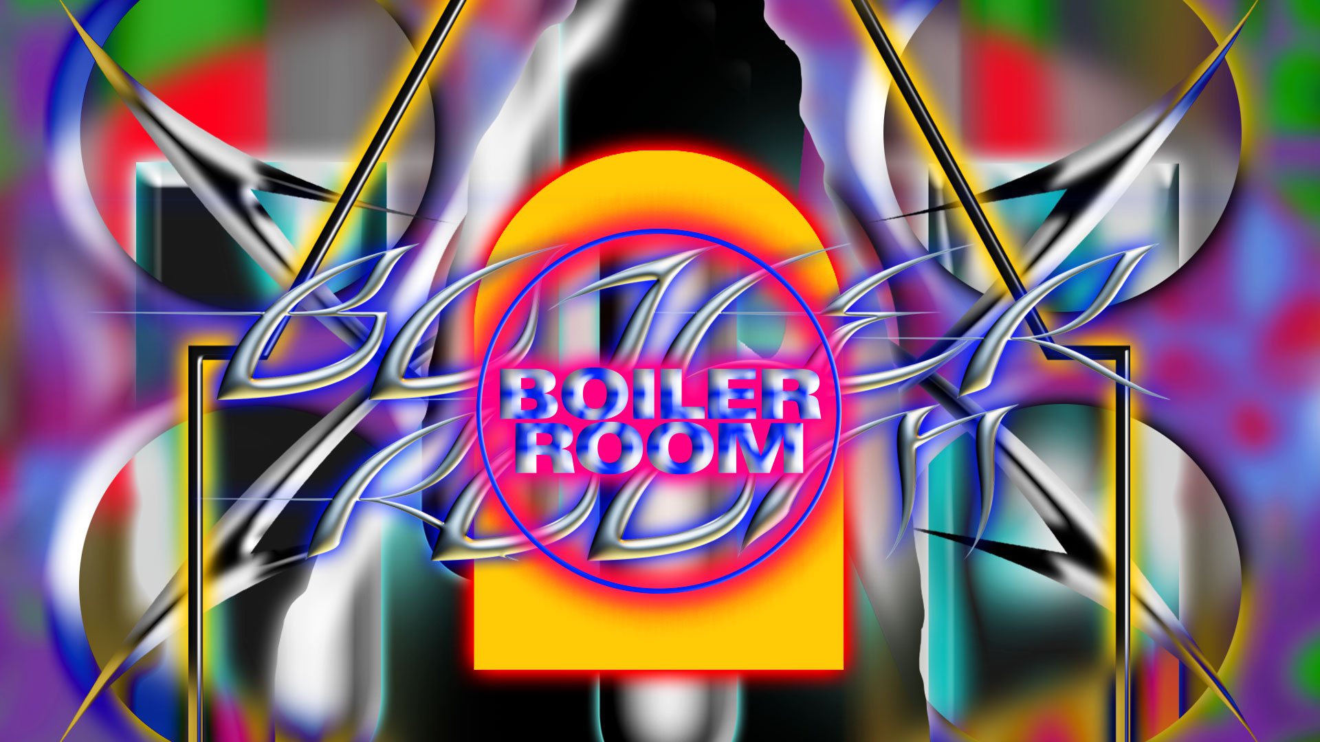 Jonathan Castro identity for Boiler Room