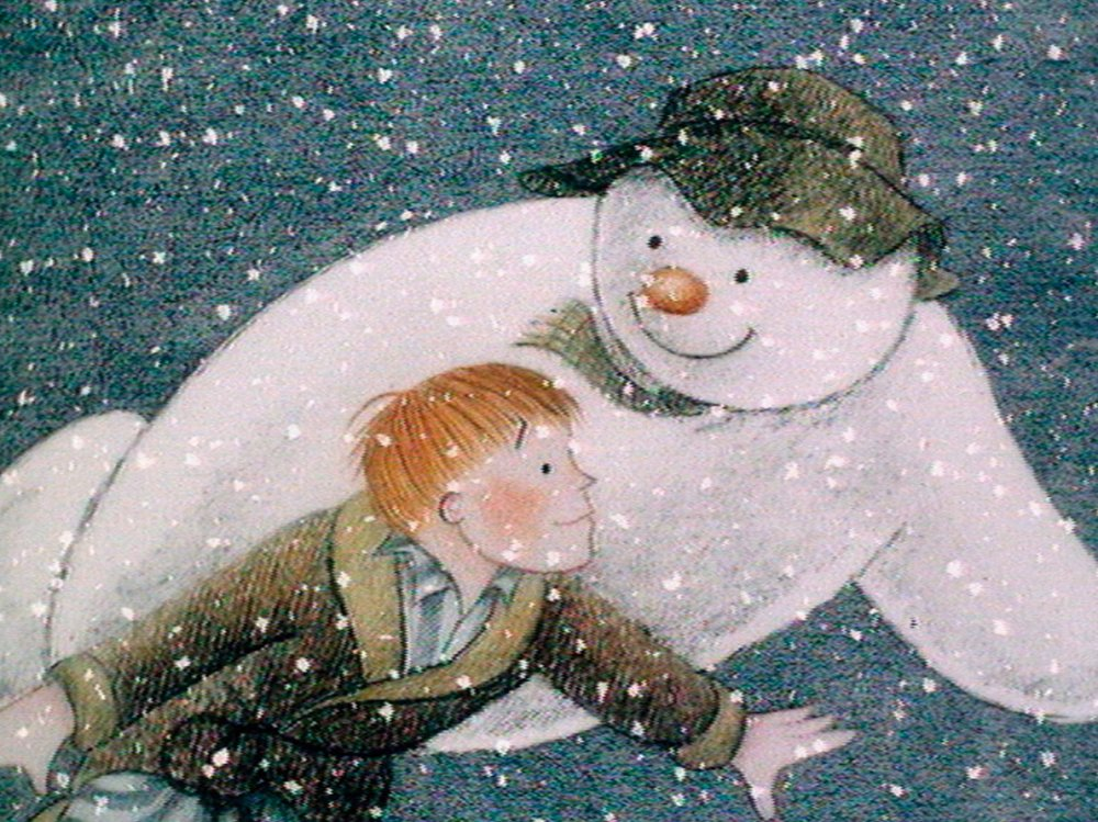 Still from The Snowman, 1982