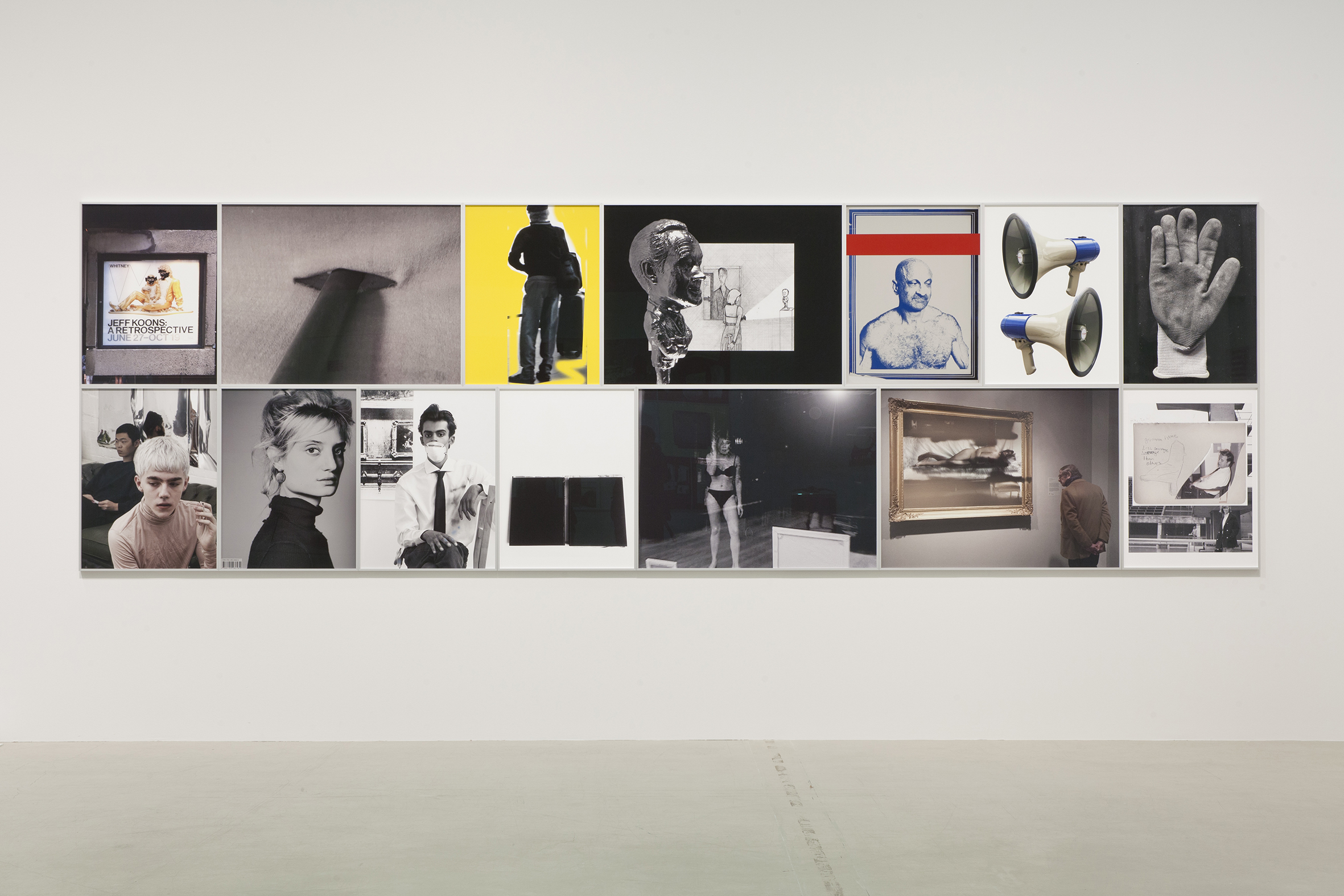 Rosemarie Trockel is showing at the Moderna Museet until 3 March
