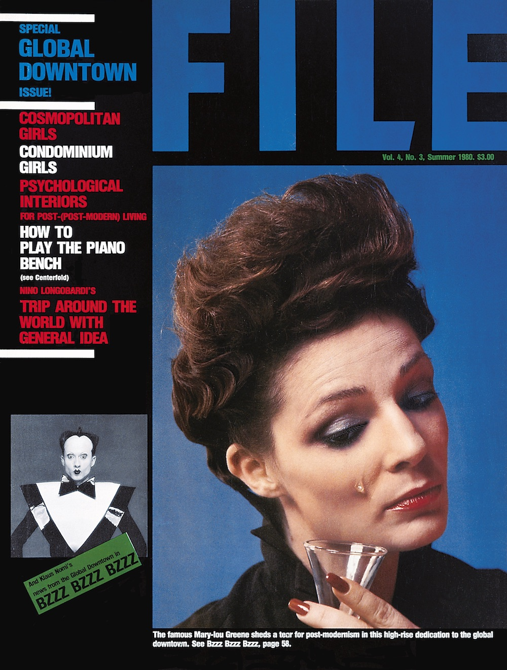 File magazine, Vol 4, No3, summer 1980