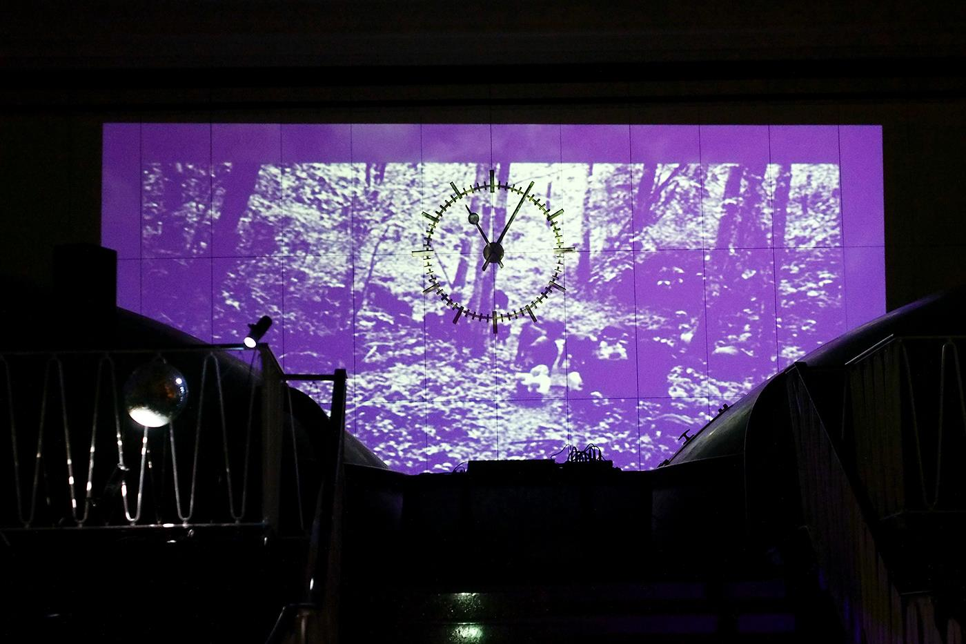 The Seer at The Room of Eyes festival, photography by Flyn Vibert
