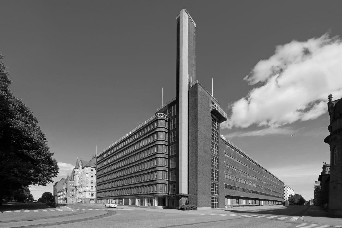 Kesko Headquarter, Helsinki, Finland, 1940