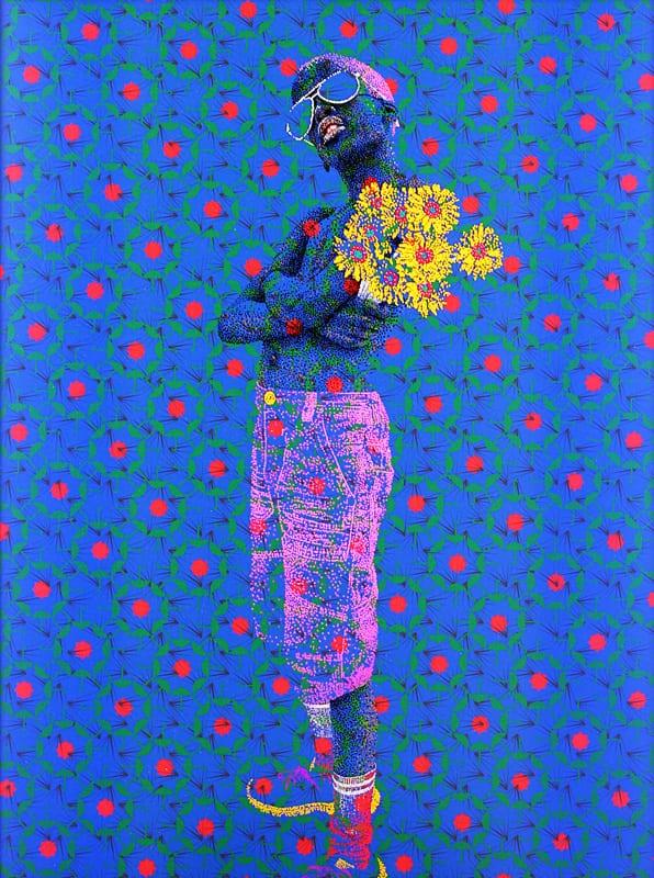 Evans Mbugua, Je T'Aime Un Peu, 2017