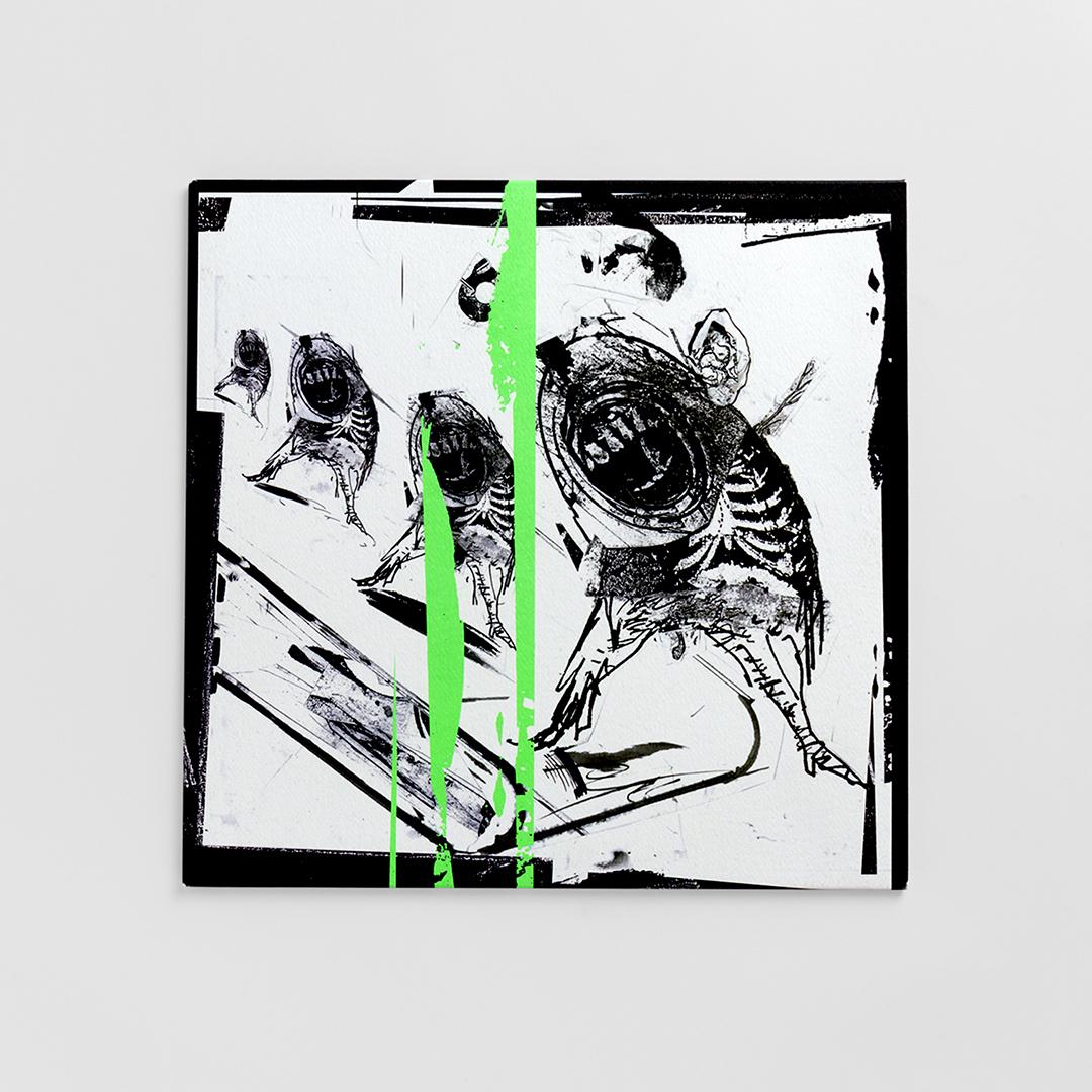 Pixies Indie Cindy designs, Vaughan Oliver