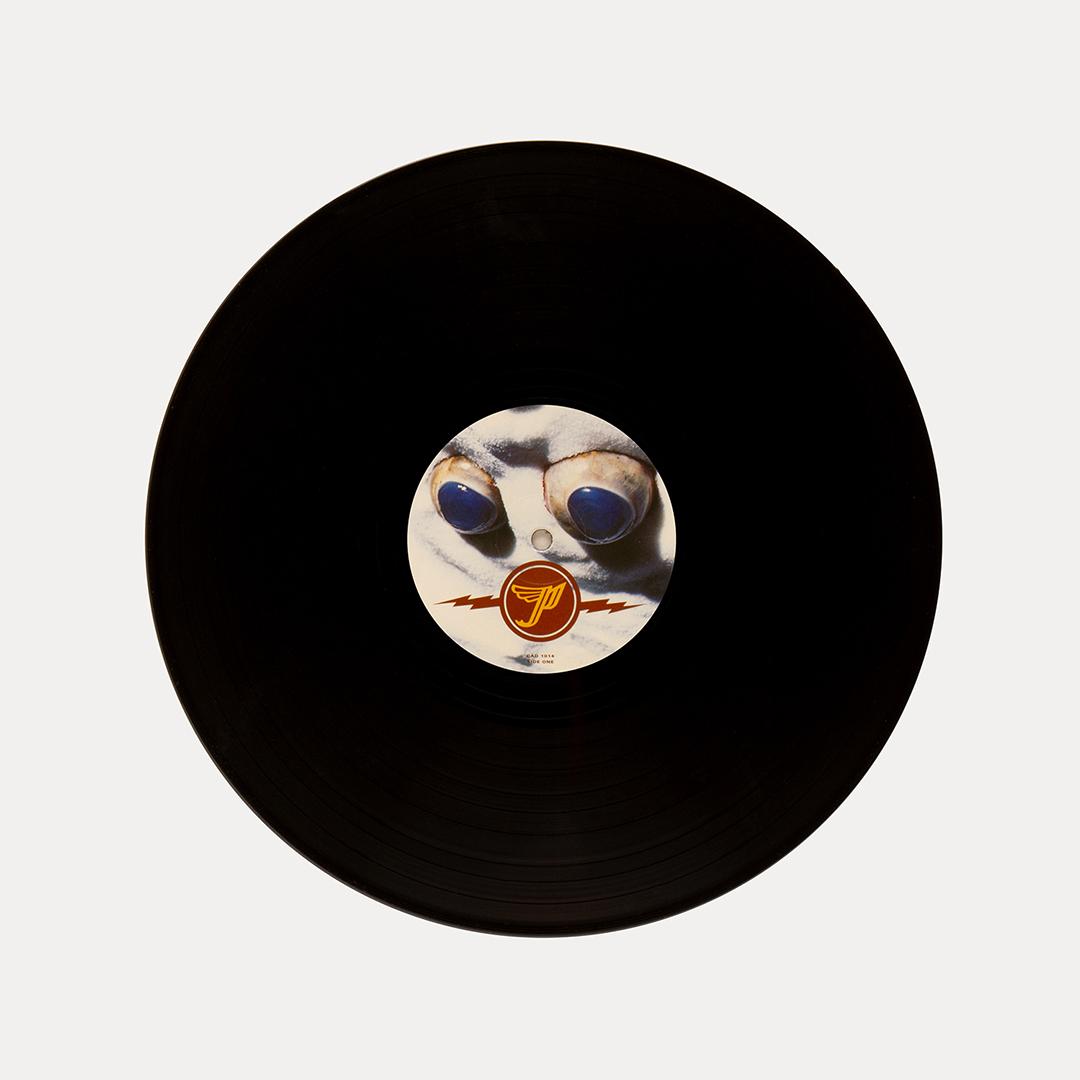 Pixies Trompe Le Monde Vinyl, 1991, Vaughan Oliver