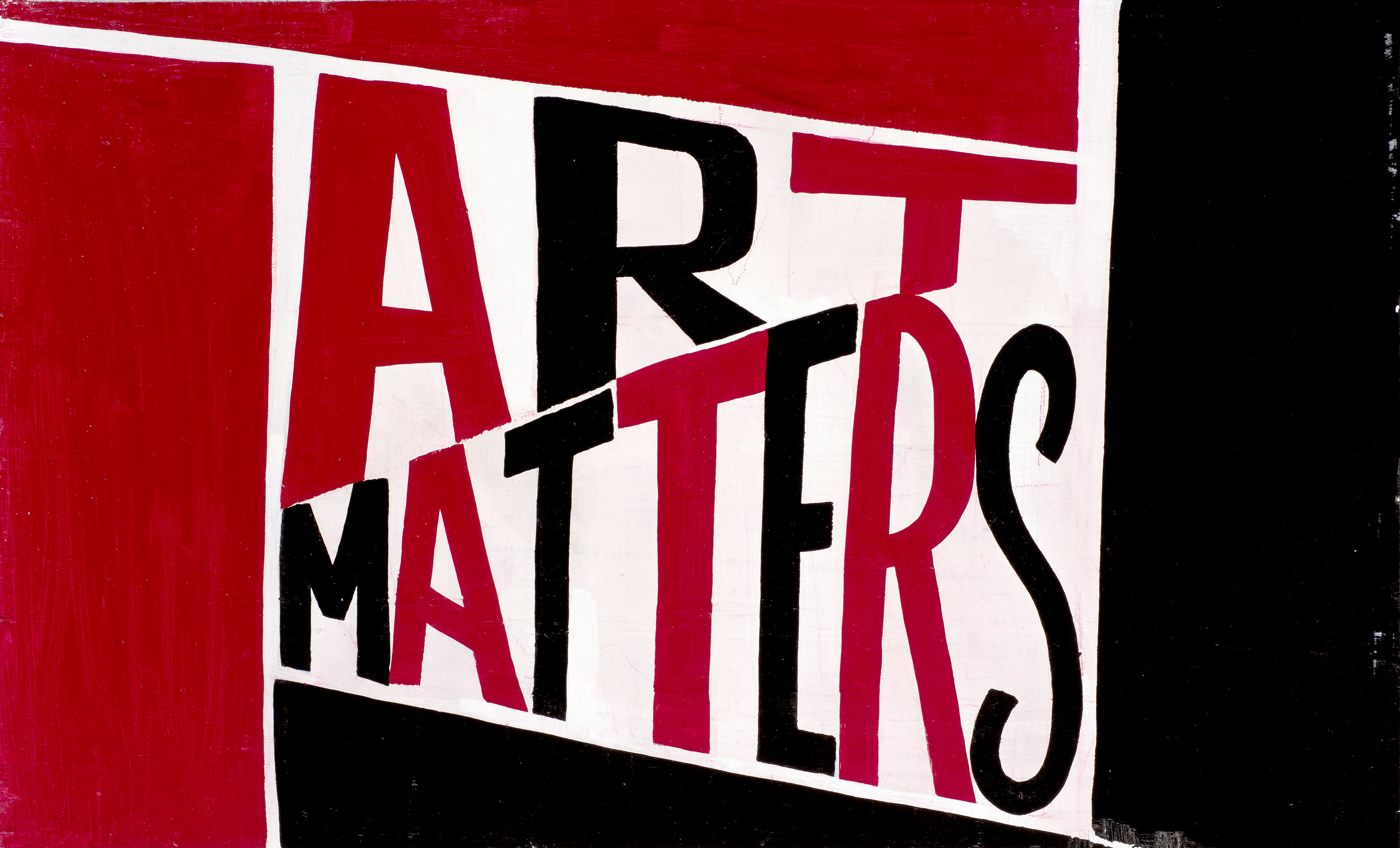 Art UK, © Bob and Roberta Smith