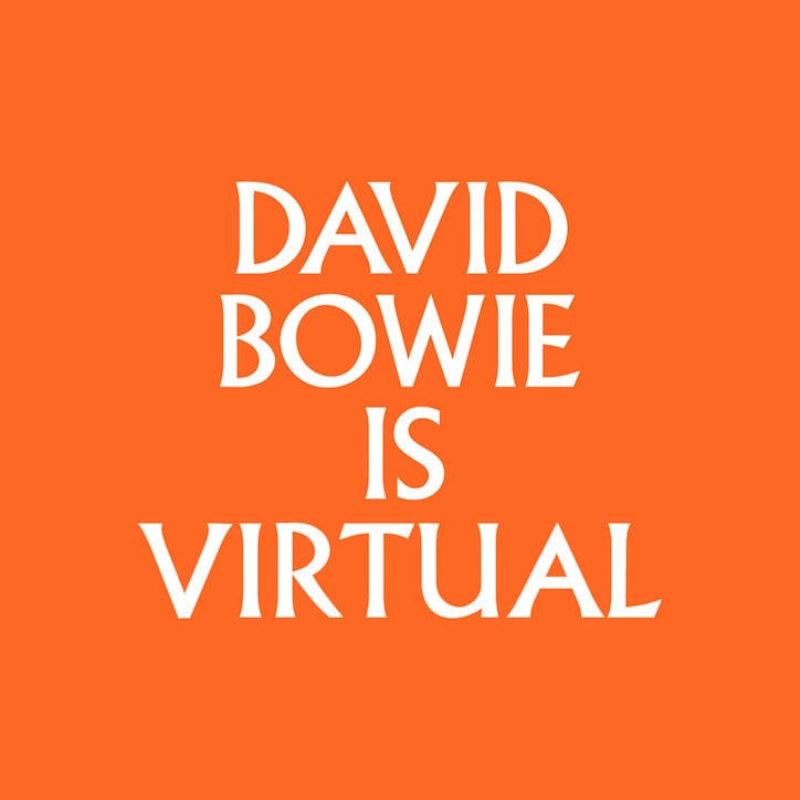David Bowie Is Virtual