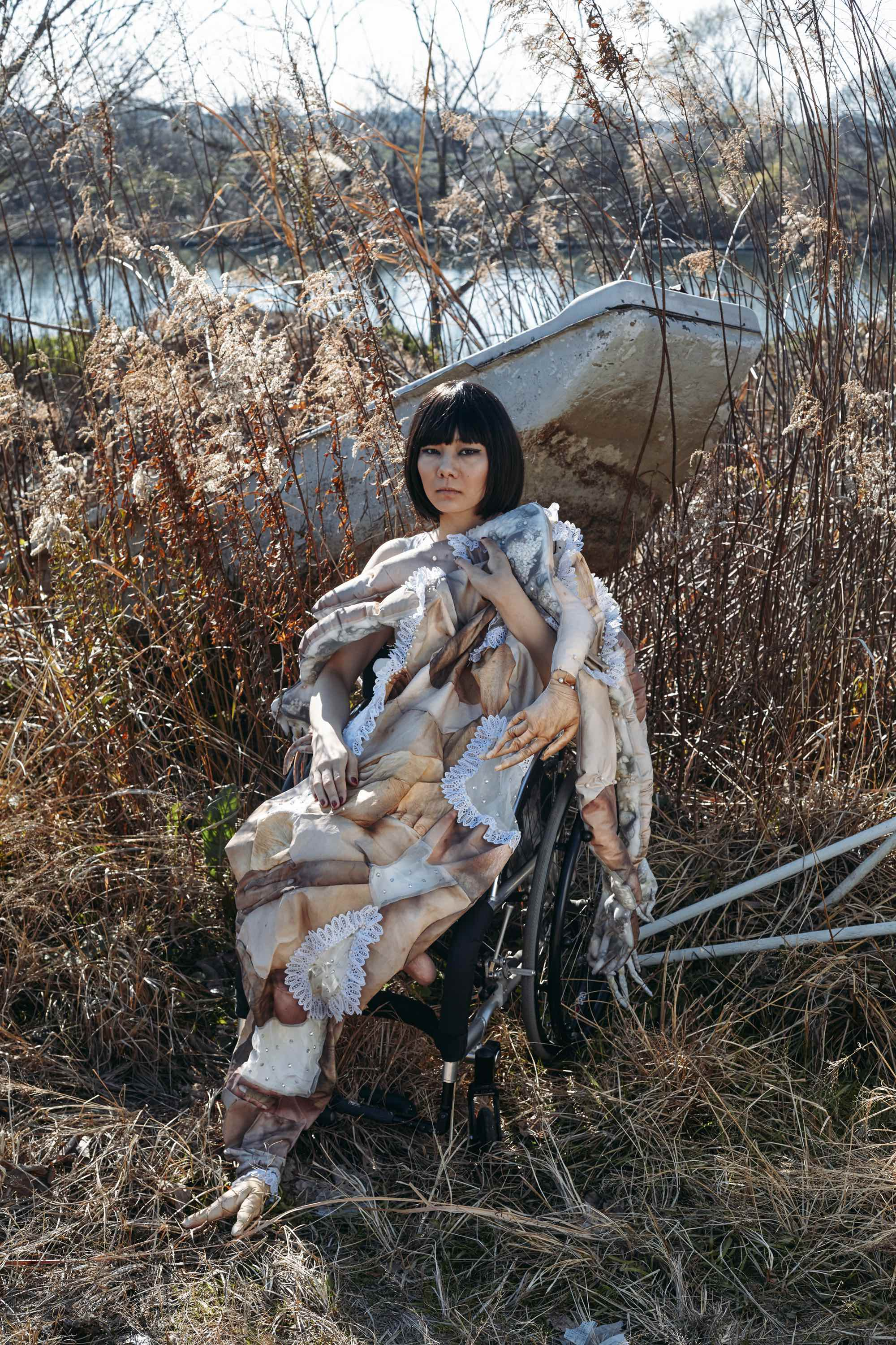 Mari Katayama, on the way home #005, 2016. © Mari Katayama. Courtesy of rin art association
