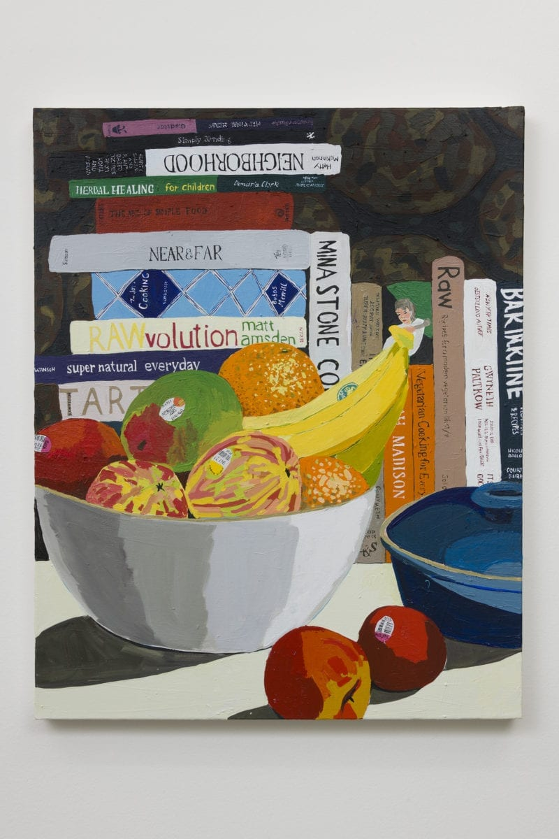 Hilary Pecis, Fruit Bowl, 2018 with The Pit, Los Angeles