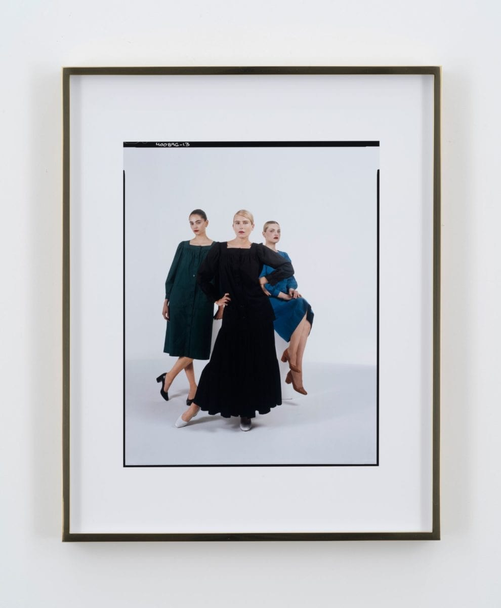 Elad Lassry, Untitled (Assignment 96-13). 2018