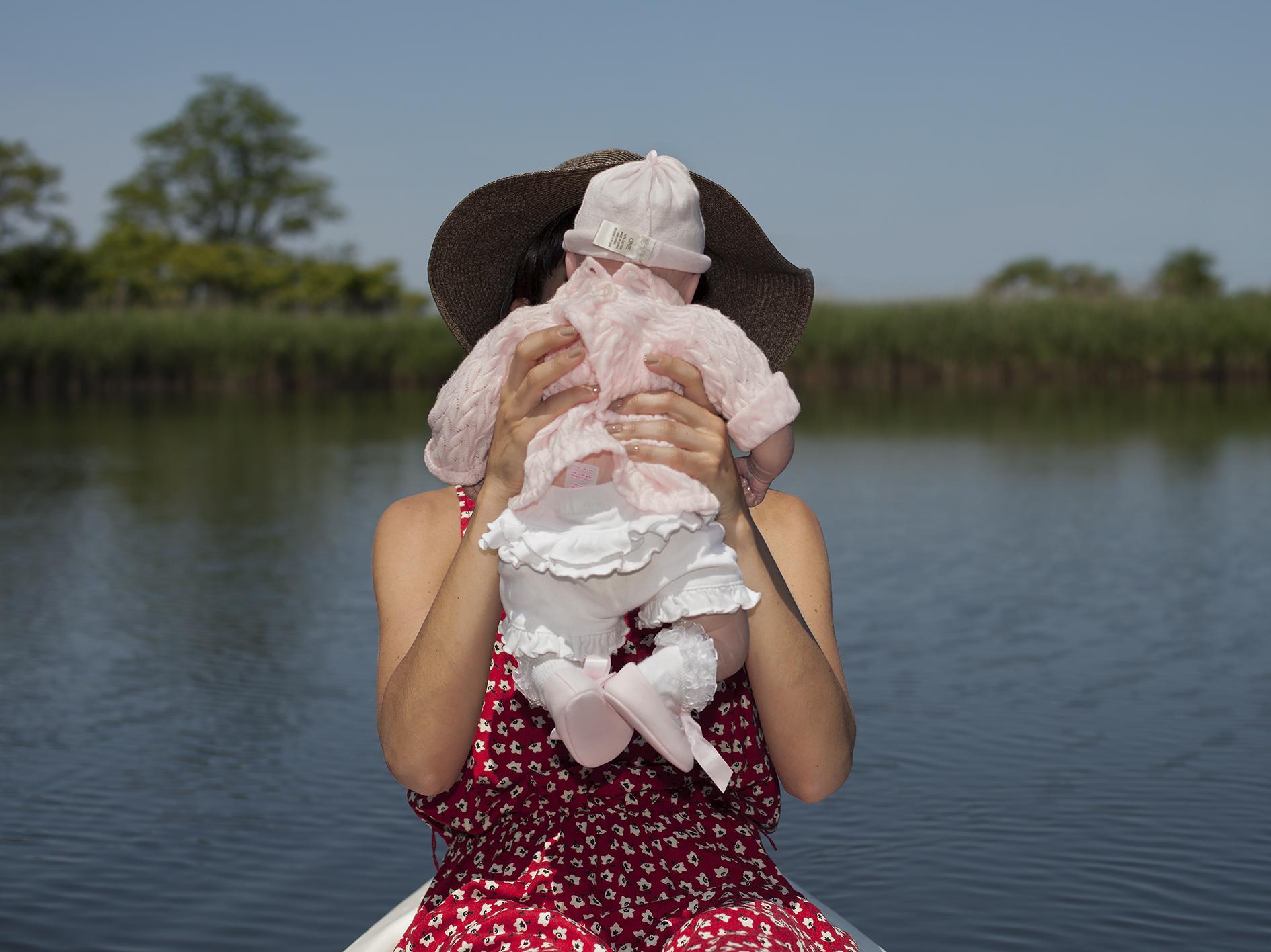 Jamie Diamond, Nine Months of Reborning, 2014