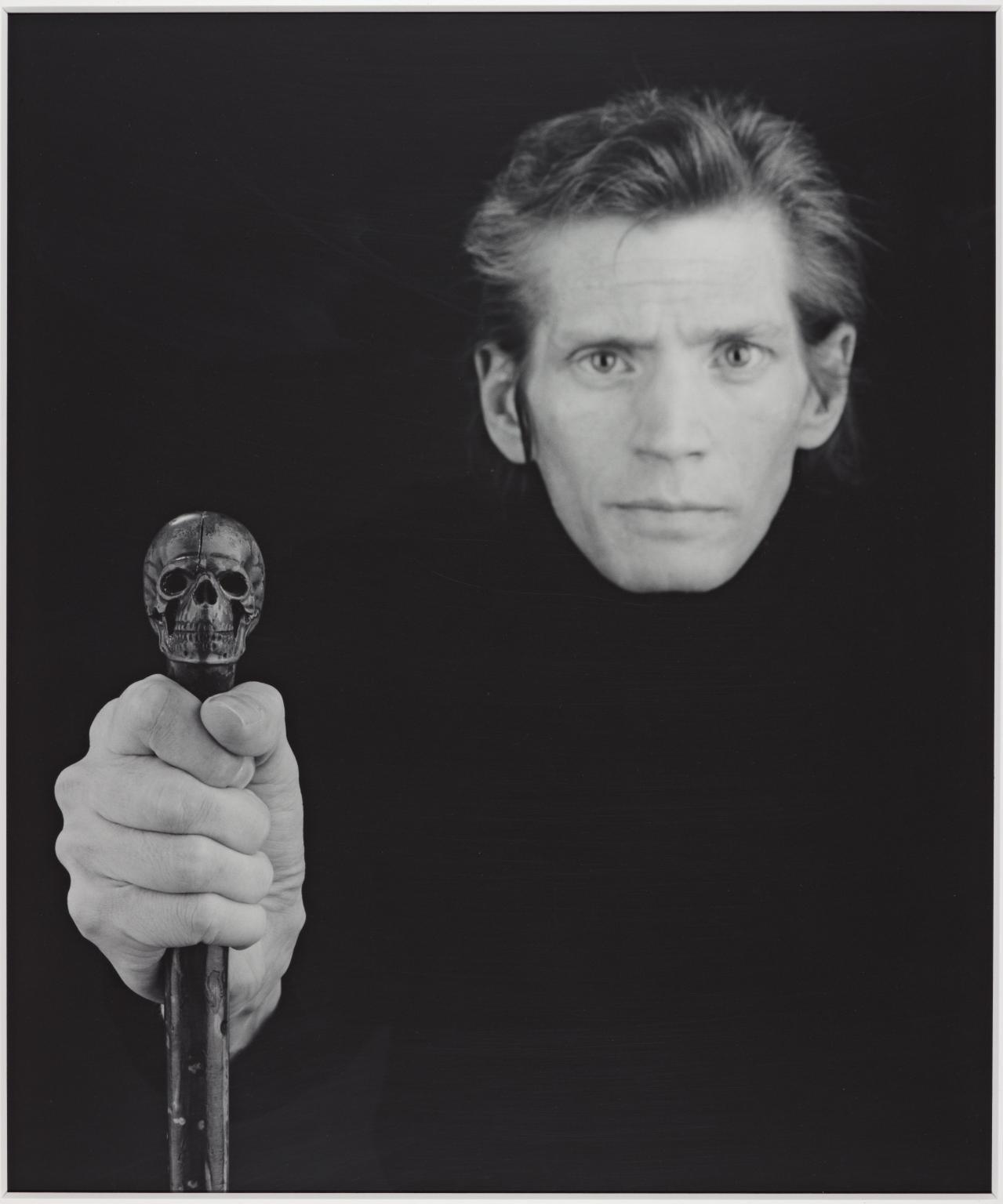 Self-Portrait, 1988 © Robert Mapplethorpe Foundation.