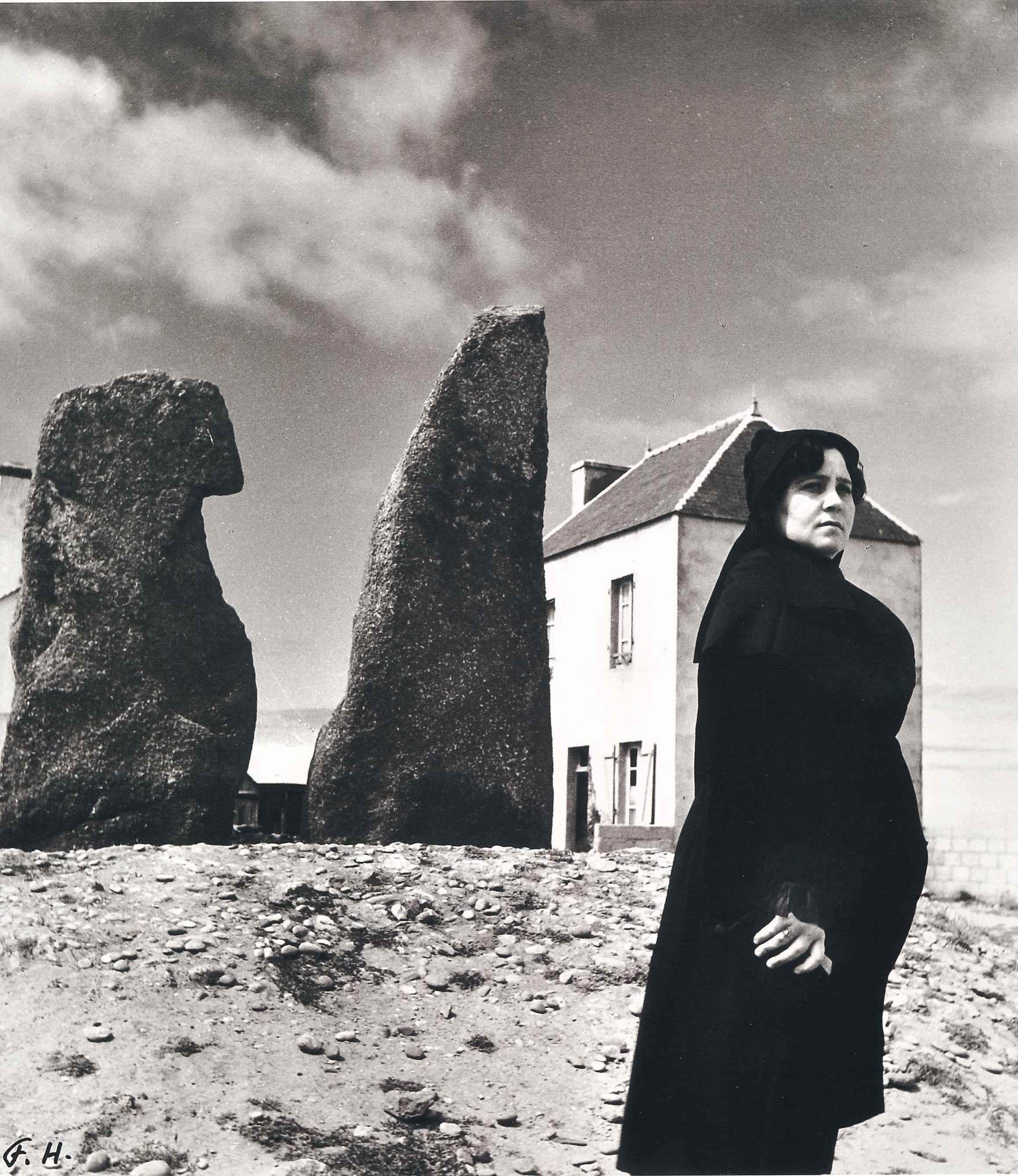 Florence Henri, Bretagne, 1937