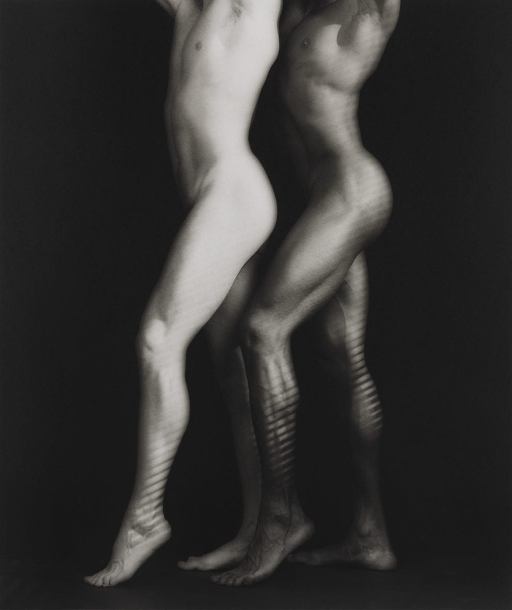 Robert Mapplethorpe Ken and Tyler, 1985. Courtesy Solomon R. Guggenheim Museum, New York; Gift, The Robert Mapplethorpe Foundation, 1996
