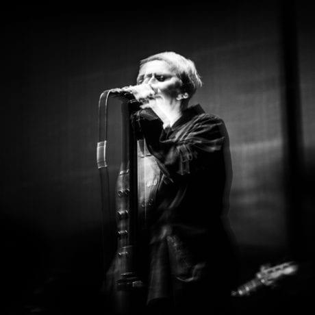 Massive Attack, Mezzanine XXI. Copyright Babycakes Romero.