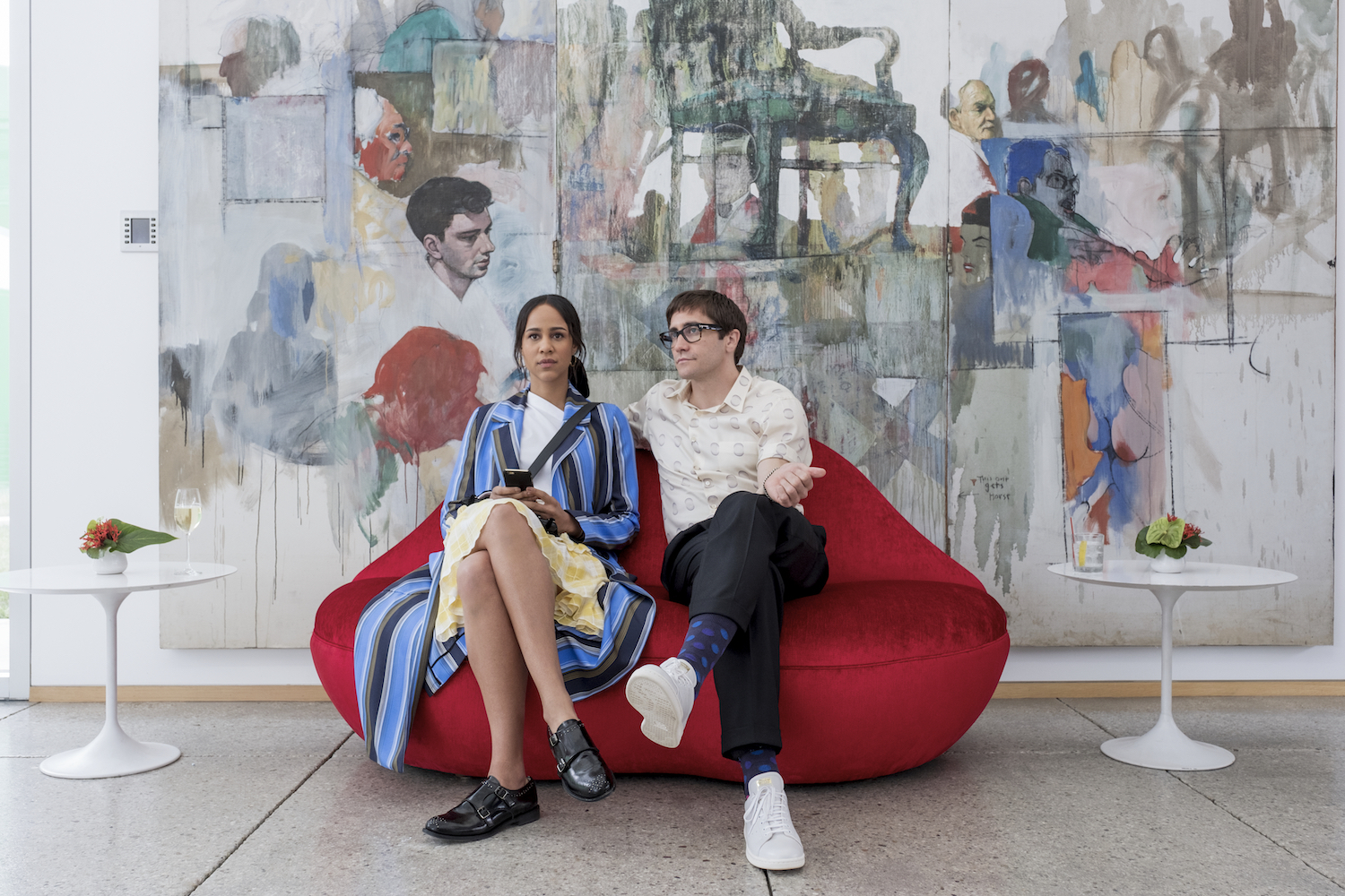 Velvet Buzzsaw, 2019. Still. Now showing on Netflix UK