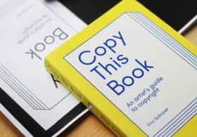 Eric Schrijver, Copy This Book