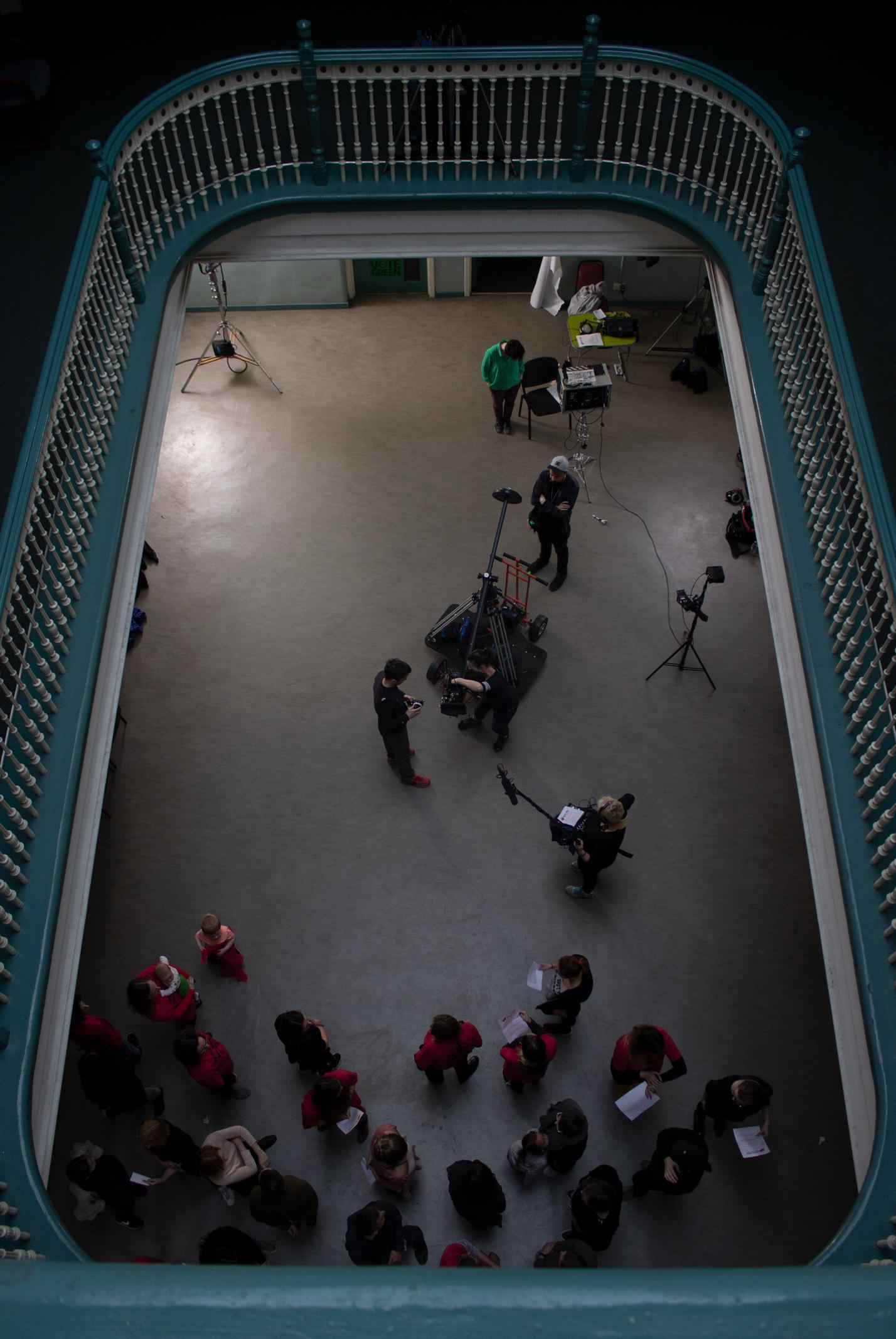 Petra Bauer & SCOT-PEP, Workers!, film still, 2018