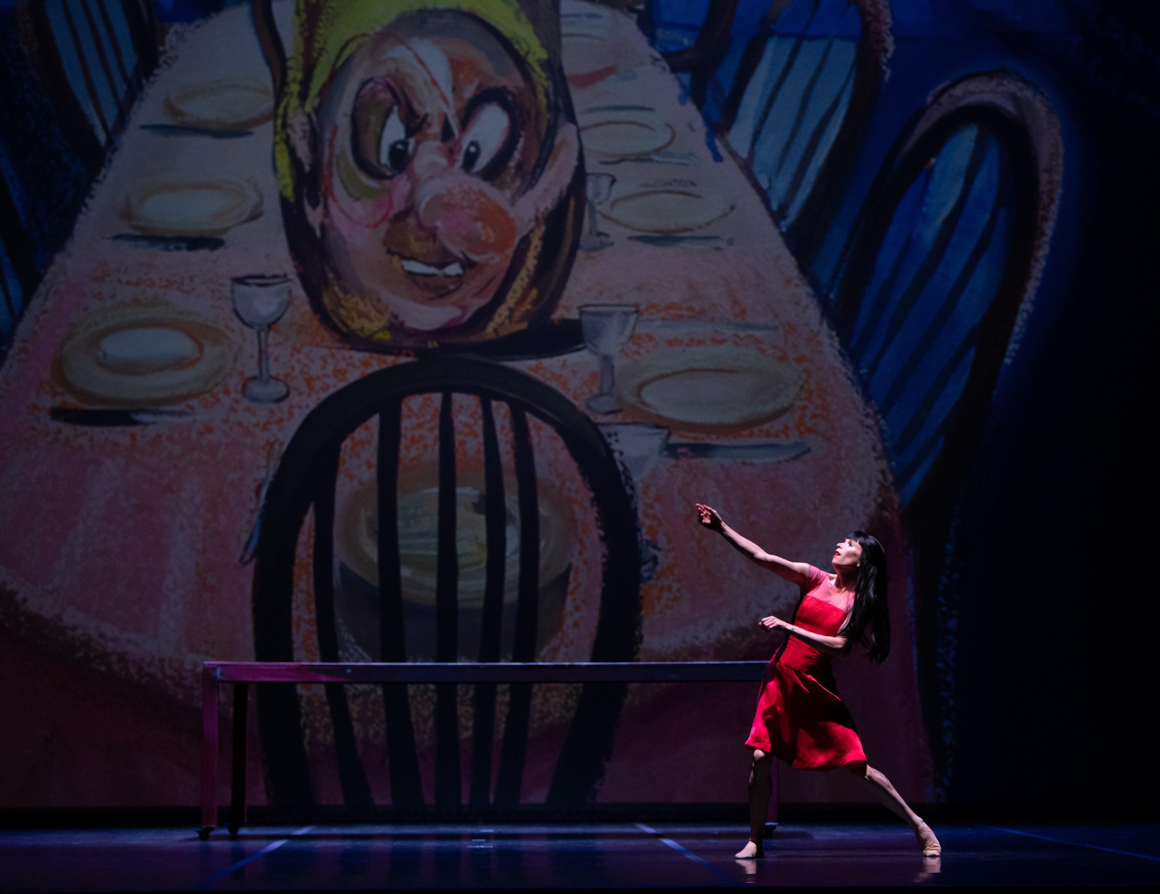 Natalie Frank, Ballet Austin, Grimm Tales